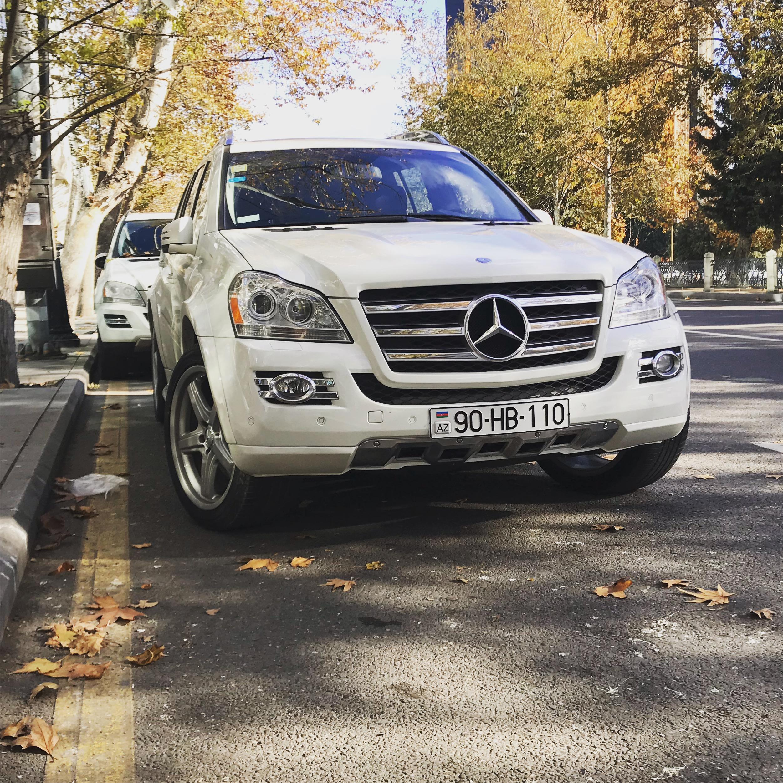Mercedes-Benz GL 550