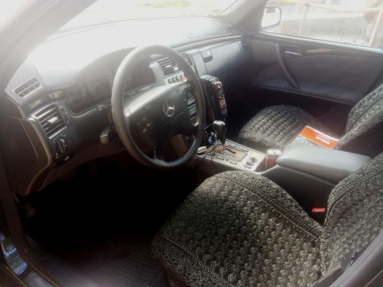 Mercedes-Benz E 200 2.0(lt) 2001 Second hand  $7800