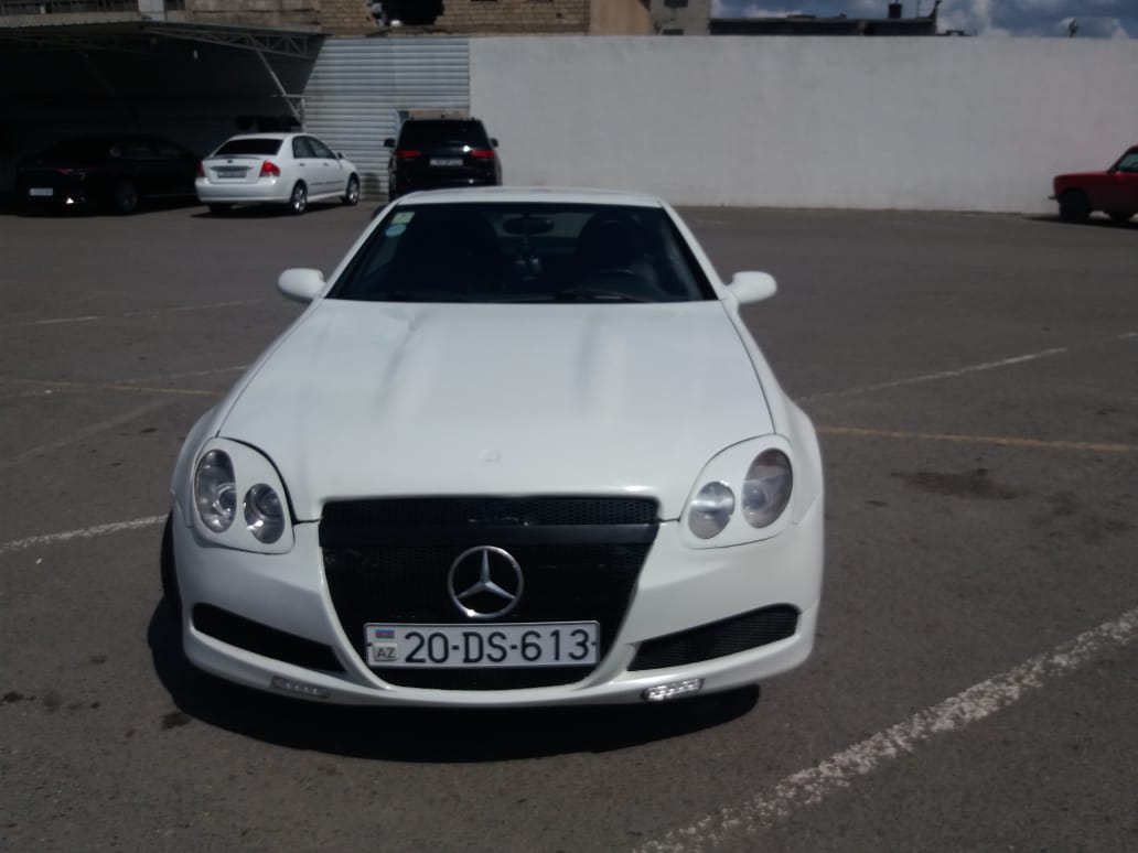 Mercedes-Benz SLK 230 2.3(lt) 1998 İkinci əl  $4500