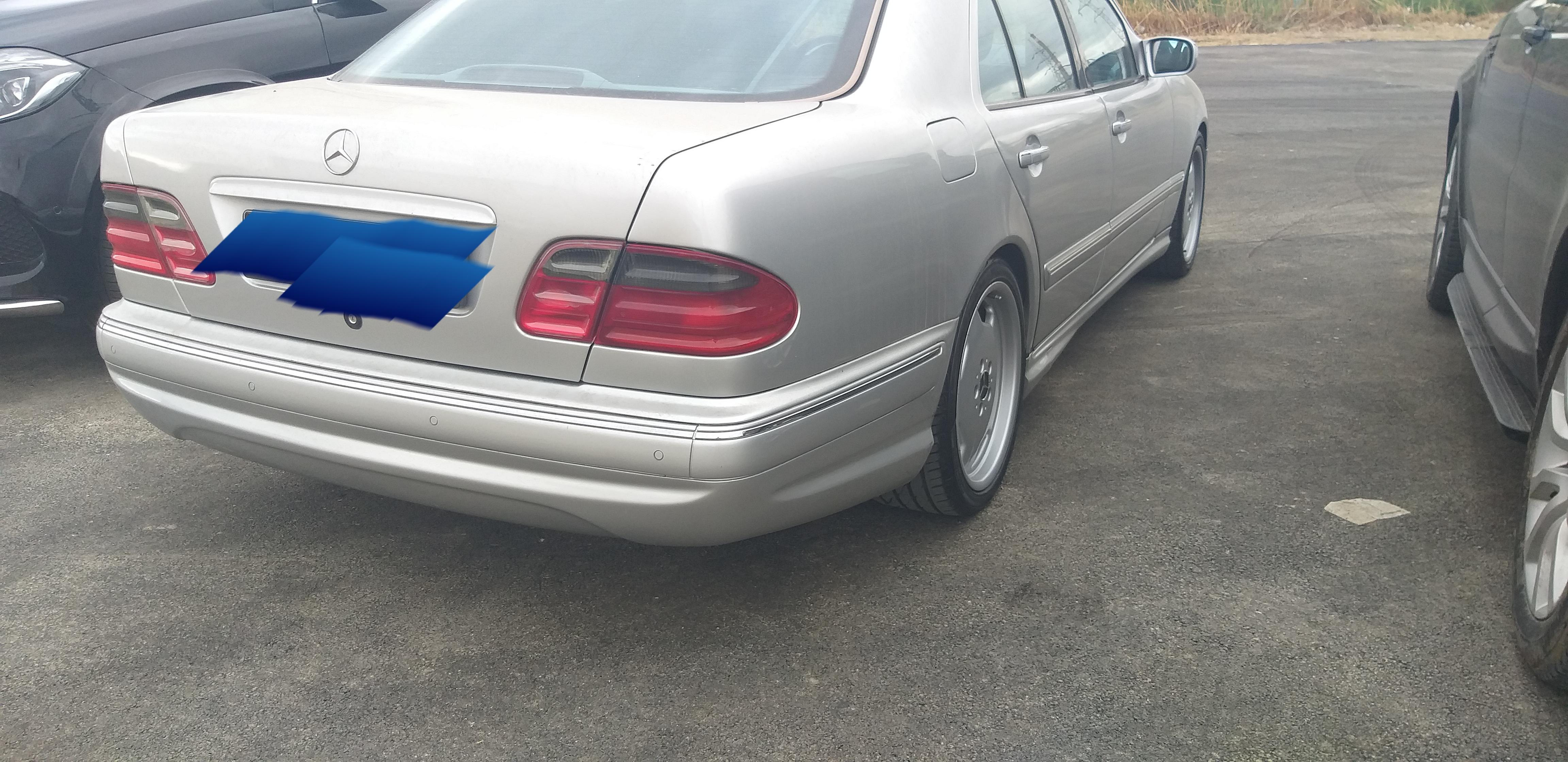 Mercedes-Benz E 280 2.8(lt) 1999 Second hand  $10100