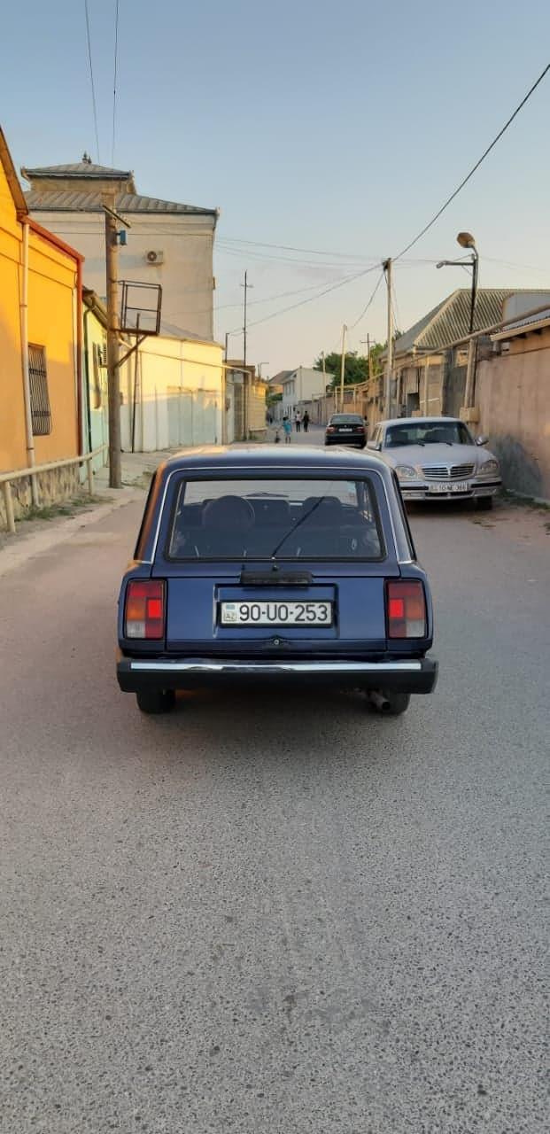VAZ 2104 1.5(lt) 2006 Подержанный  $3300