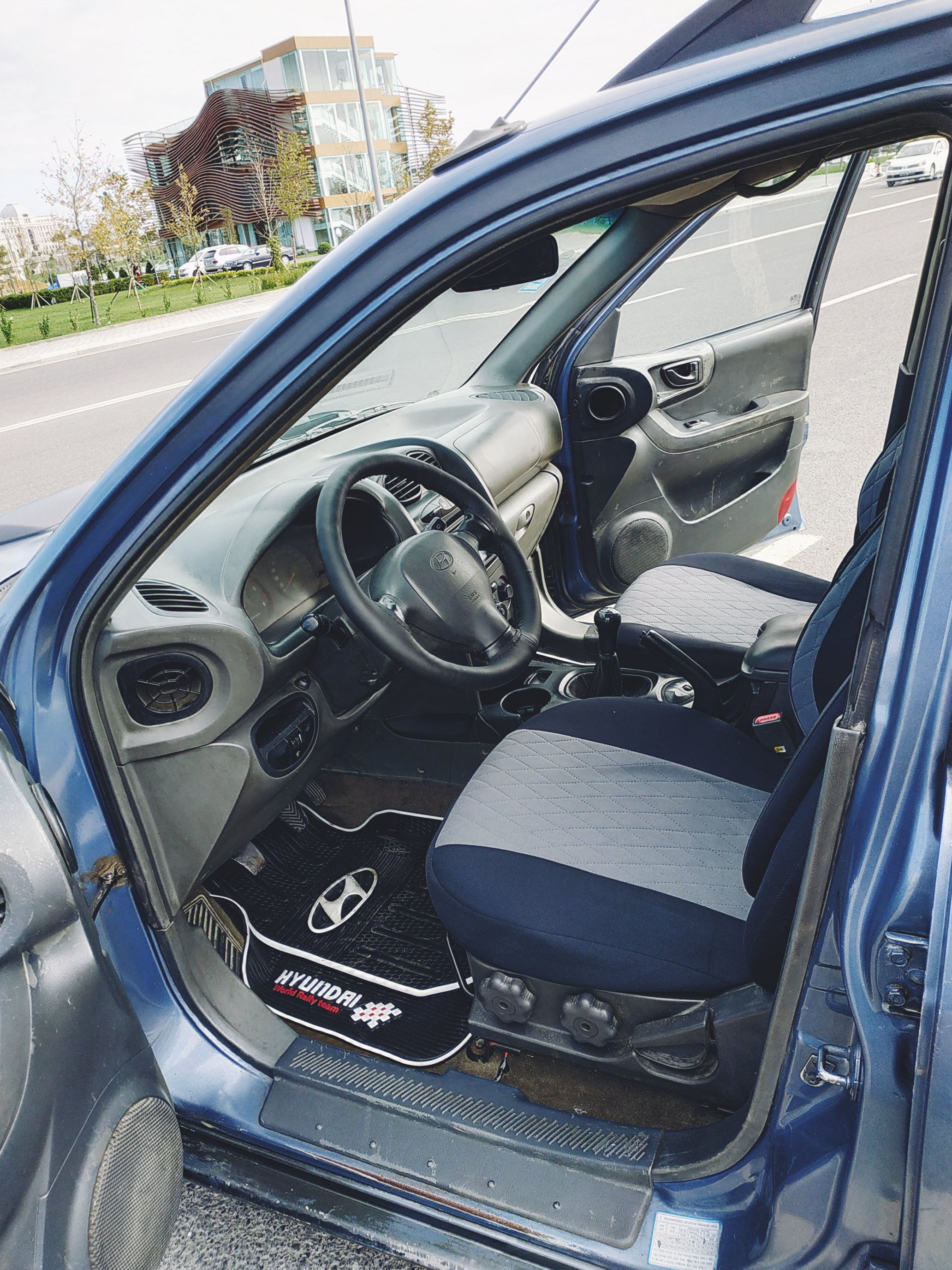Hyundai Santa FE 2.0(lt) 2001 Подержанный  $9800