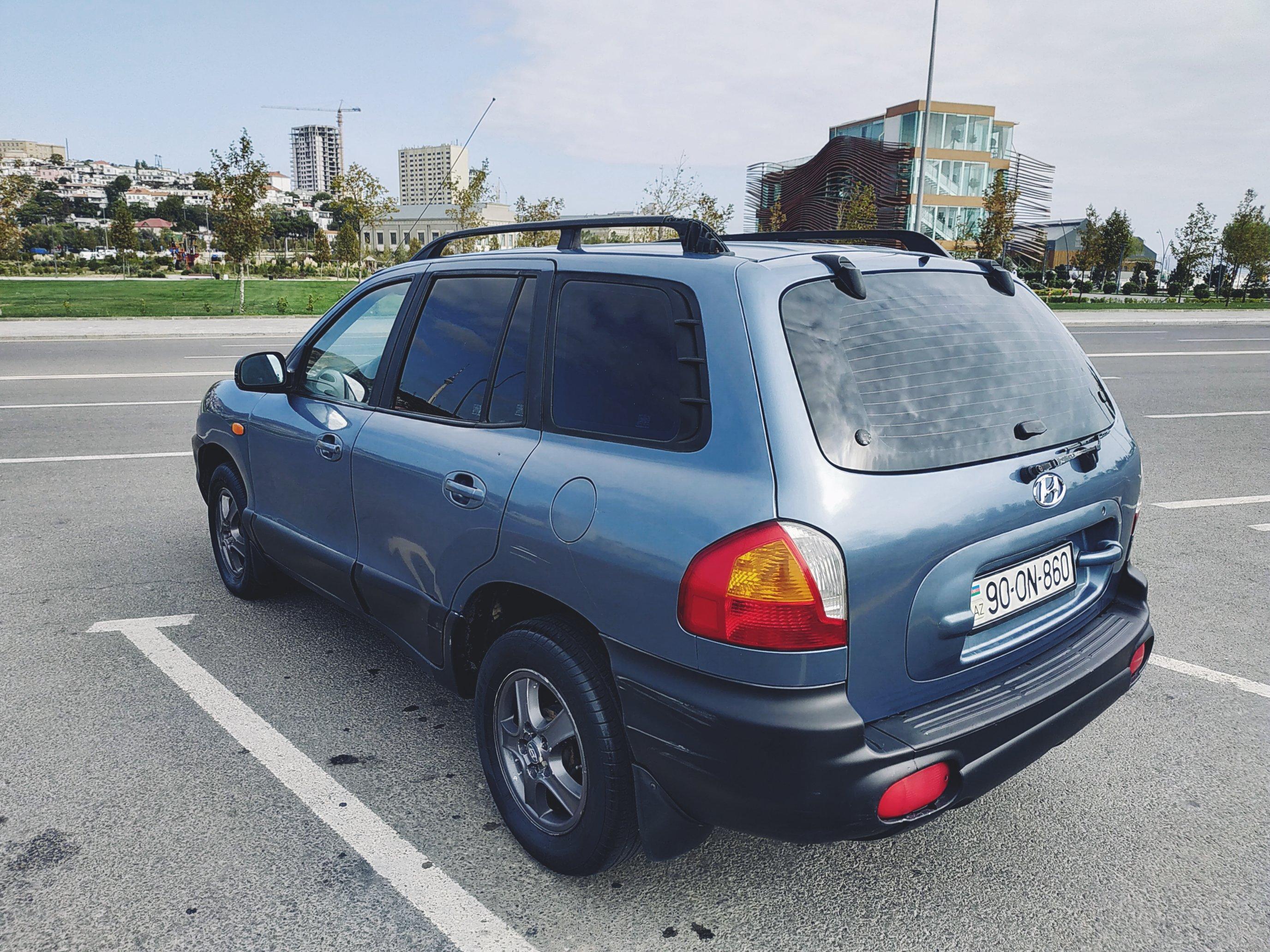 Hyundai Santa FE 2.0(lt) 2001 İkinci əl  $9800