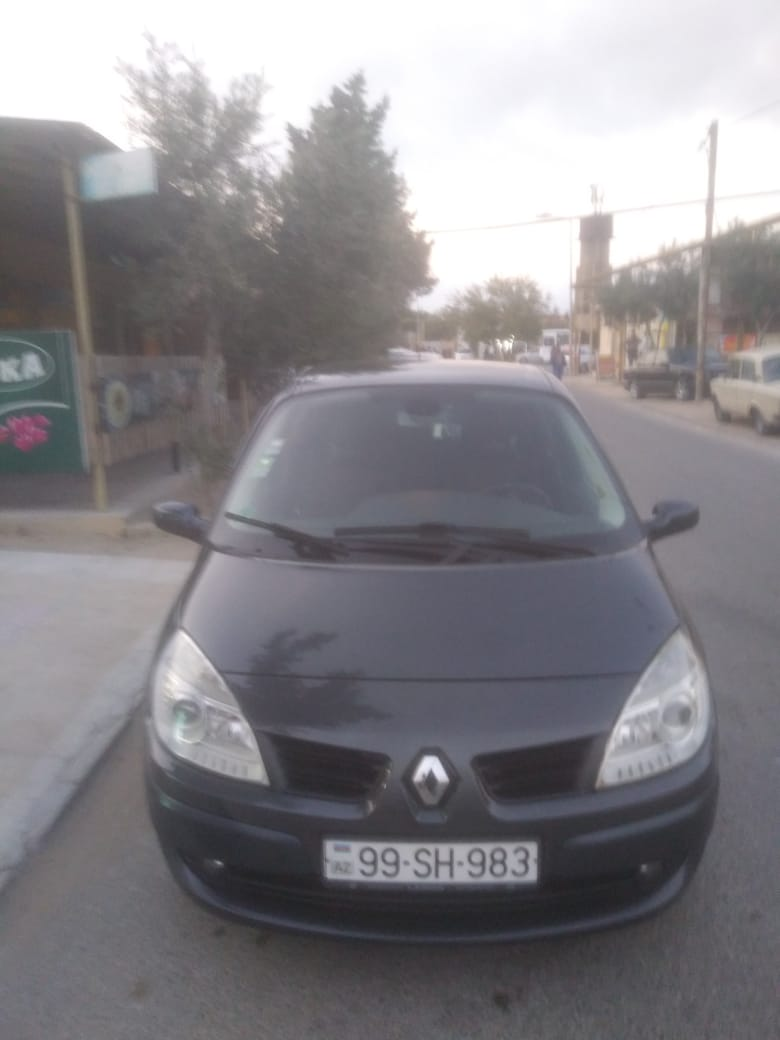 Renault Scenic 1.5(lt) 2008 Second hand  $7600