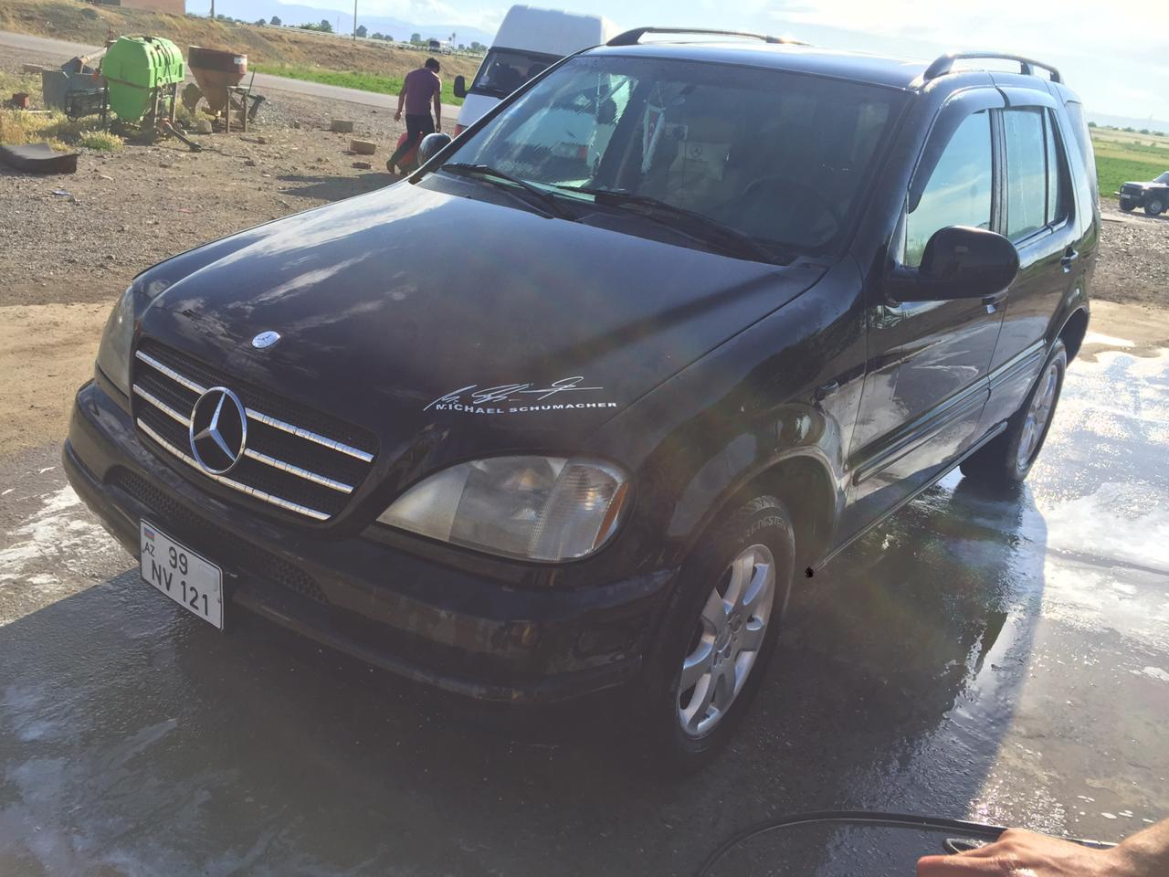 Mercedes-Benz ML 320 3.2(lt) 1998 Подержанный  $5000