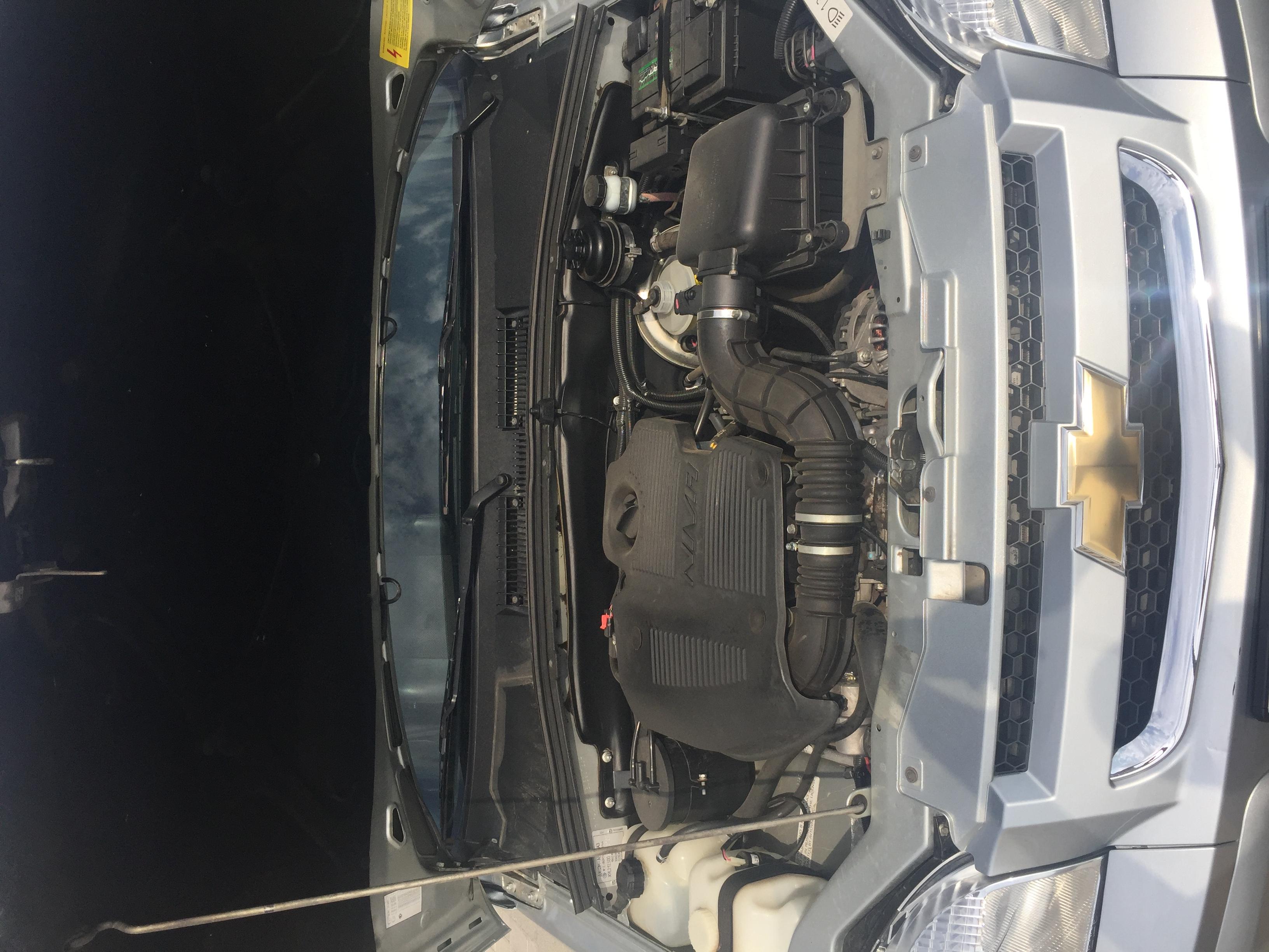 Chevrolet Niva 1.7(lt) 2014 İkinci əl  $17300