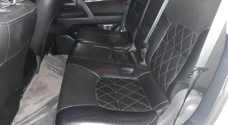 Toyota Land Cruiser 4.0(lt) 2011 İkinci əl  $34000