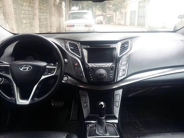 Hyundai Elantra 2.0(lt) 2012 İkinci əl  $14000