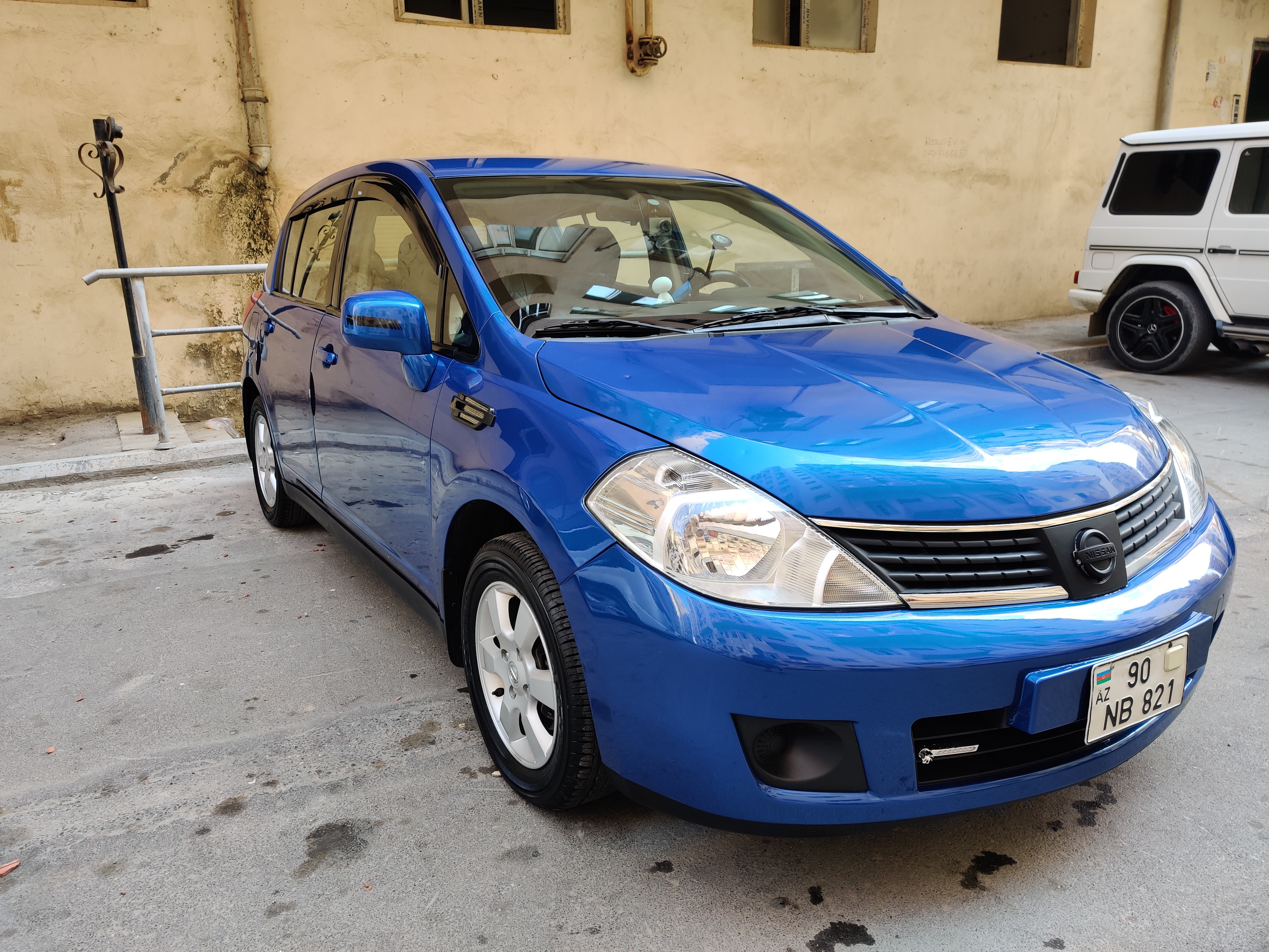 Nissan Tiida 1.8(lt) 2007 Second hand  $12000