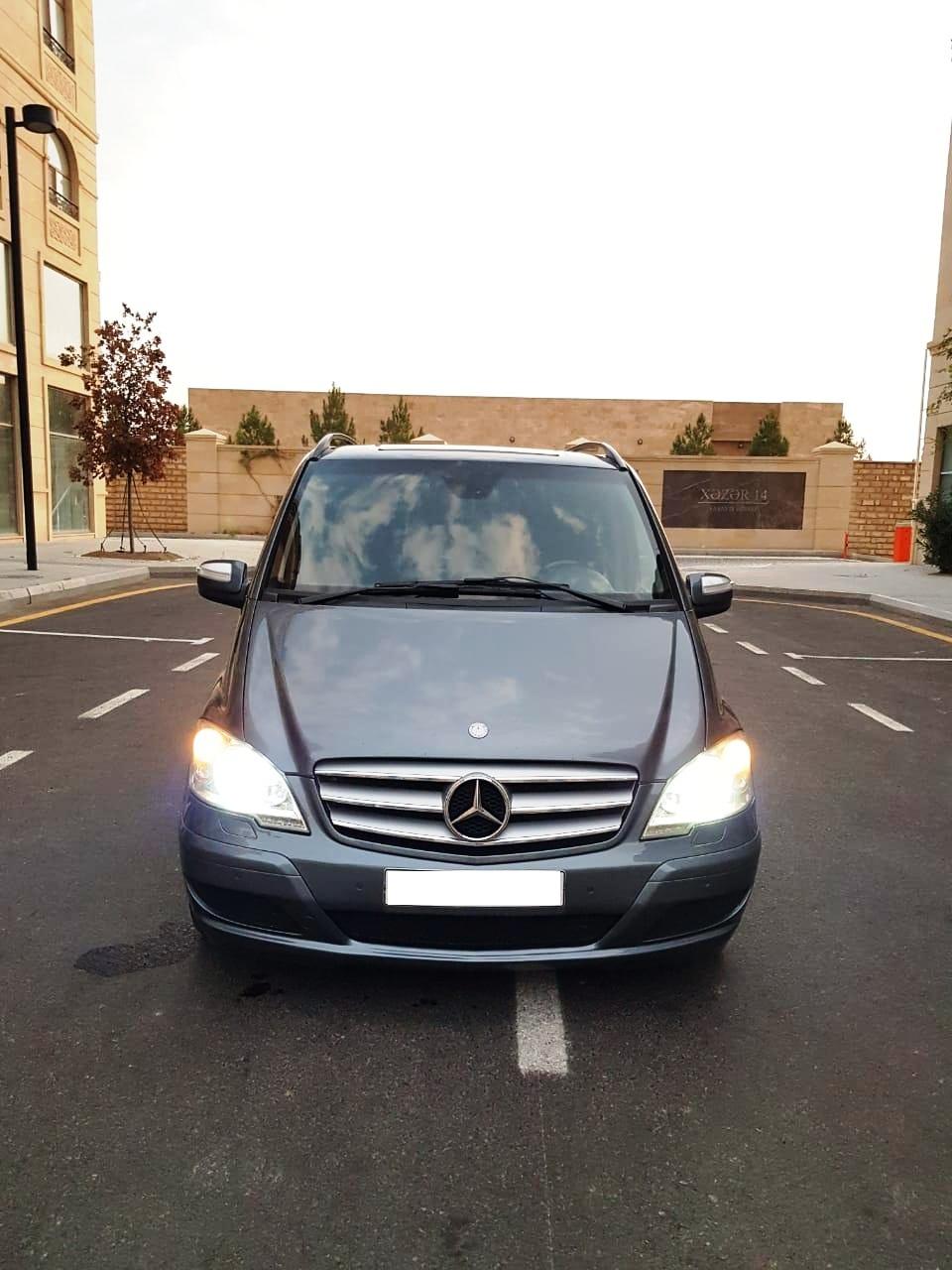 Mercedes-Benz Viano 3.0(lt) 2013 Second hand  $28500