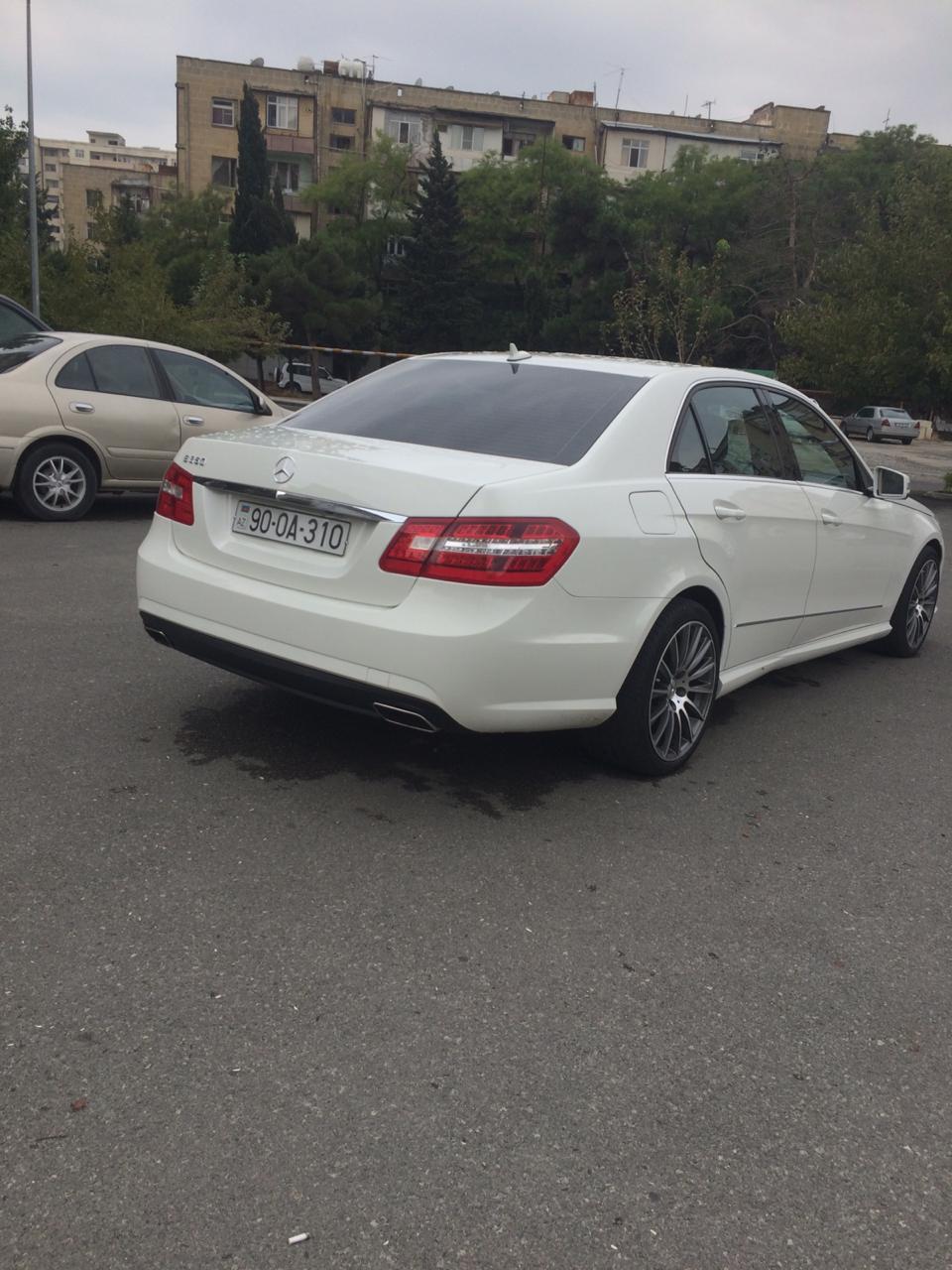 Mercedes-Benz E 350 3.5(lt) 2009 Second hand  $18200