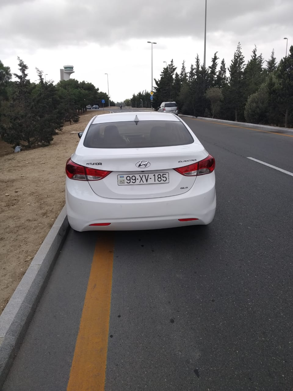 Hyundai Elantra 1.8(lt) 2012 İkinci əl  $3500