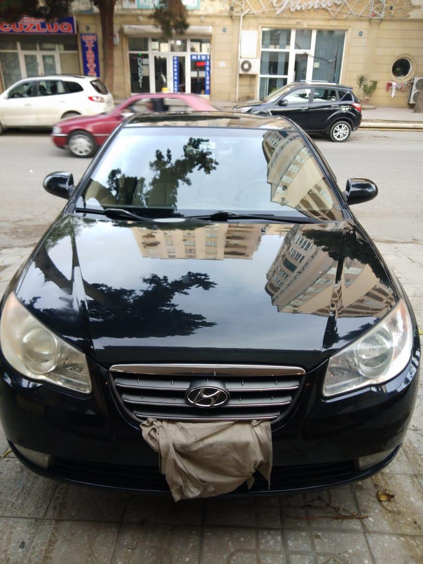 Hyundai Elantra 2.5(lt) 2007 İkinci əl  $13300