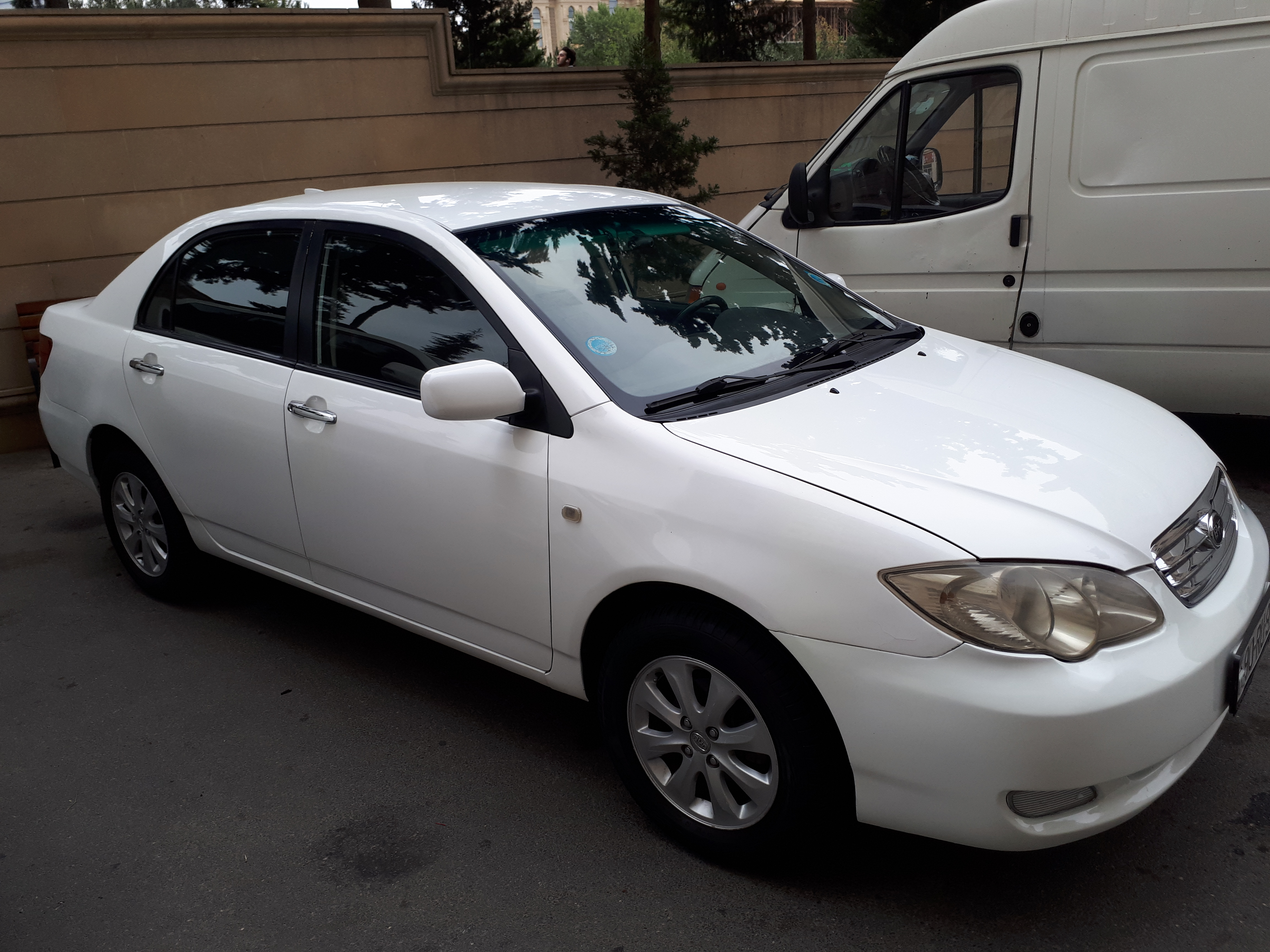 BYD F3 1.5(lt) 2012 Second hand  $8500