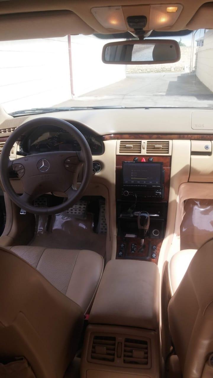 Mercedes-Benz E 240 2.6(lt) 2001 Second hand  $9300
