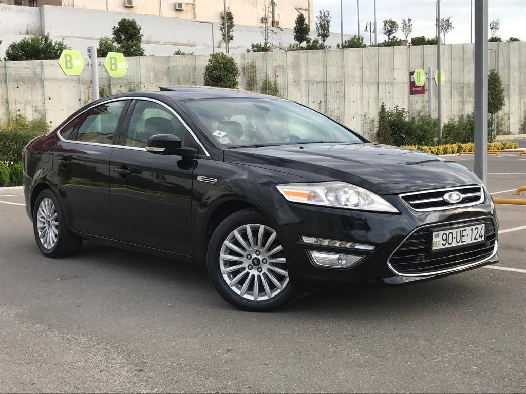 Ford Mondeo 2.3(lt) 2011 Second hand  $11200
