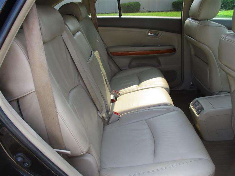 Lexus RX 350 3.5(lt) 2007 İkinci əl  $13500