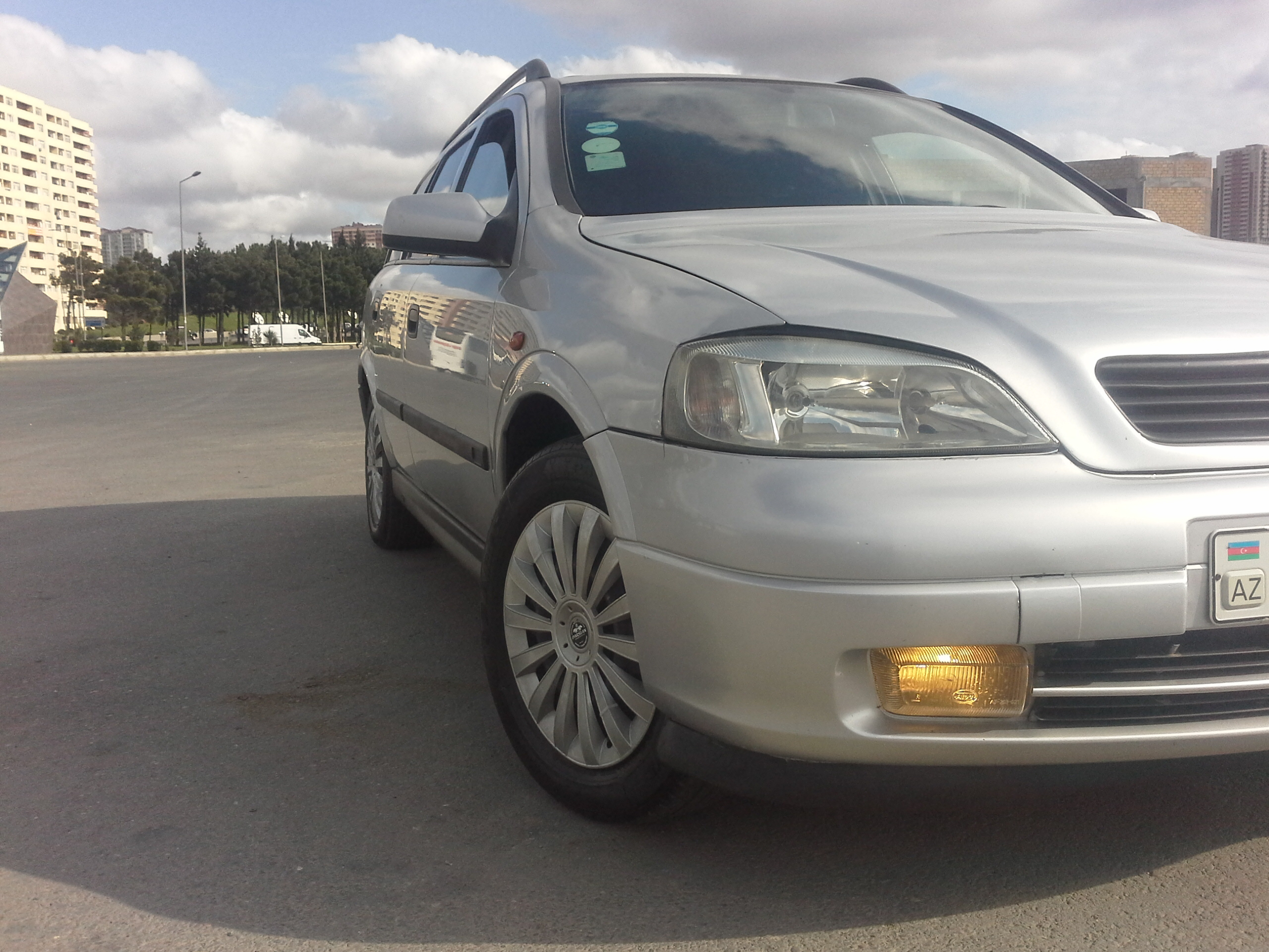 Opel Astra 1.8(lt) 1998 Подержанный  $5000