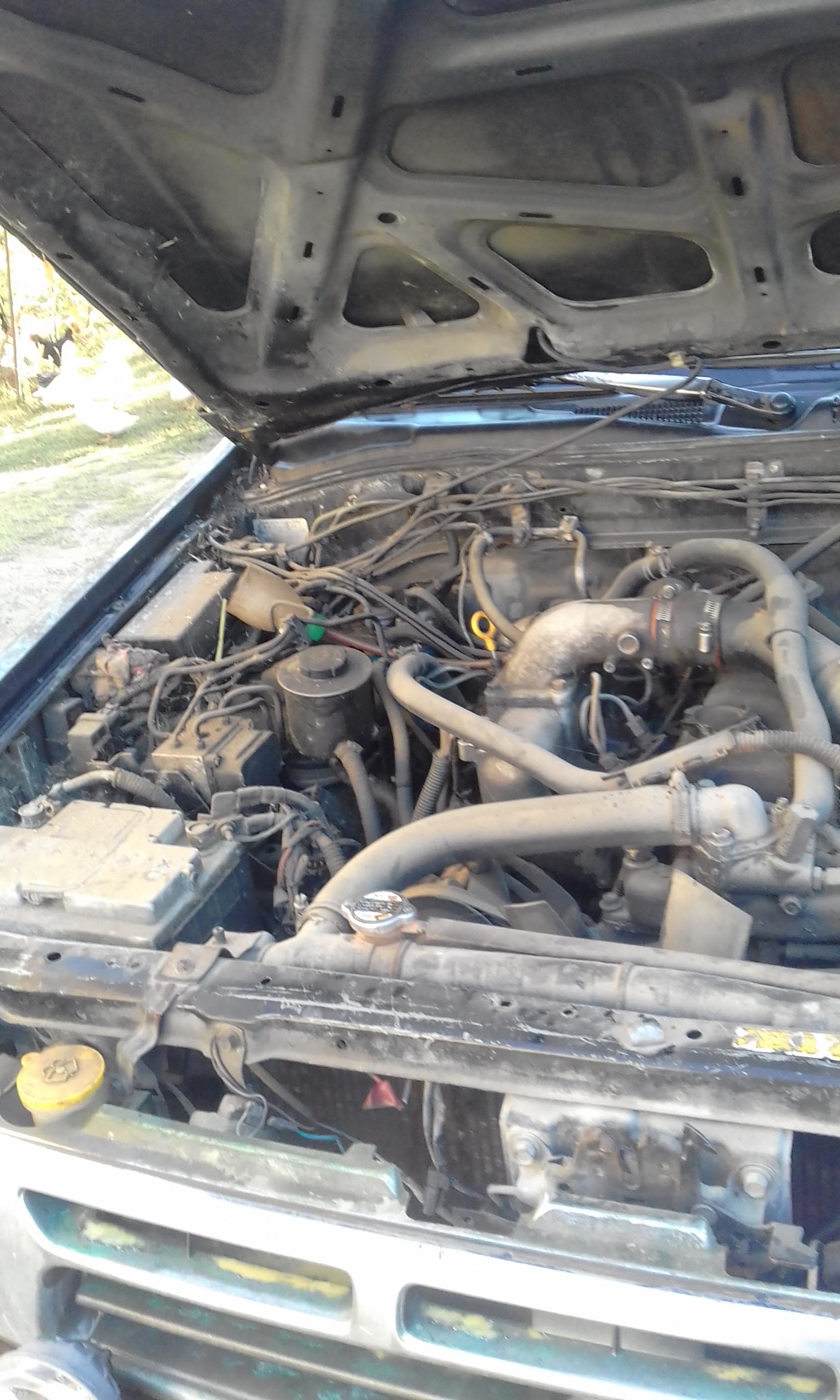 Nissan Terrano 2.7(lt) 1998 Подержанный  $3500