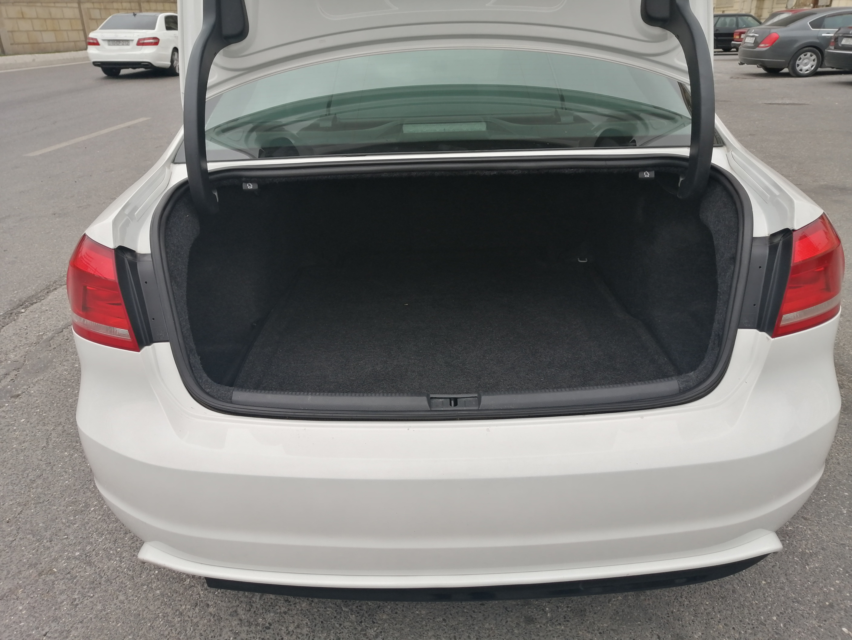 Volkswagen Passat 1.8(lt) 2014 Second hand  $12700