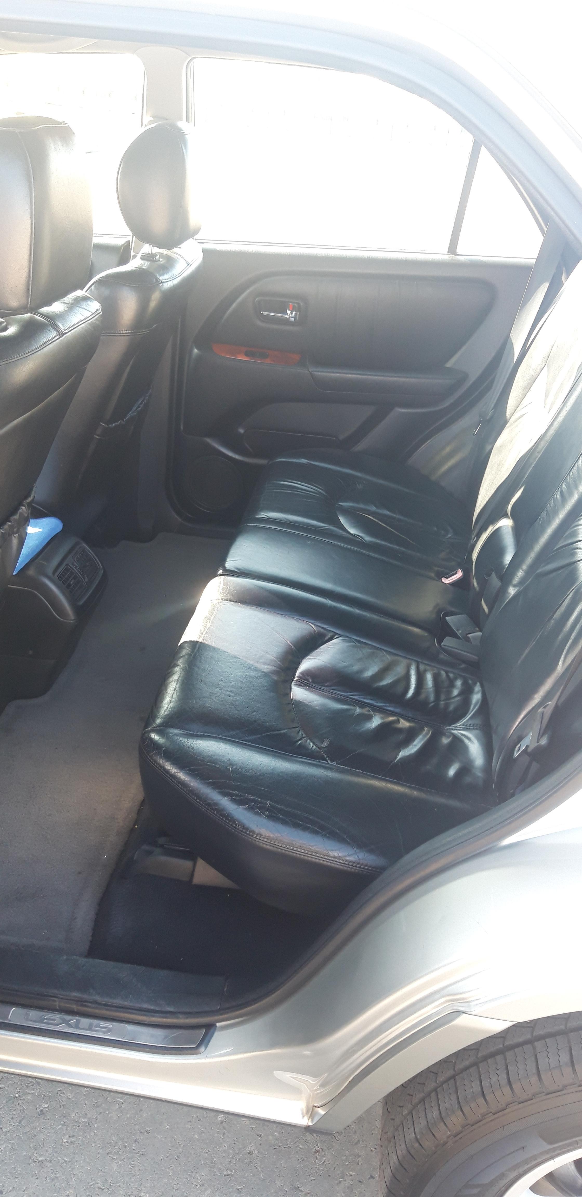 Lexus RX 300 3.0(lt) 2000 Подержанный  $7650