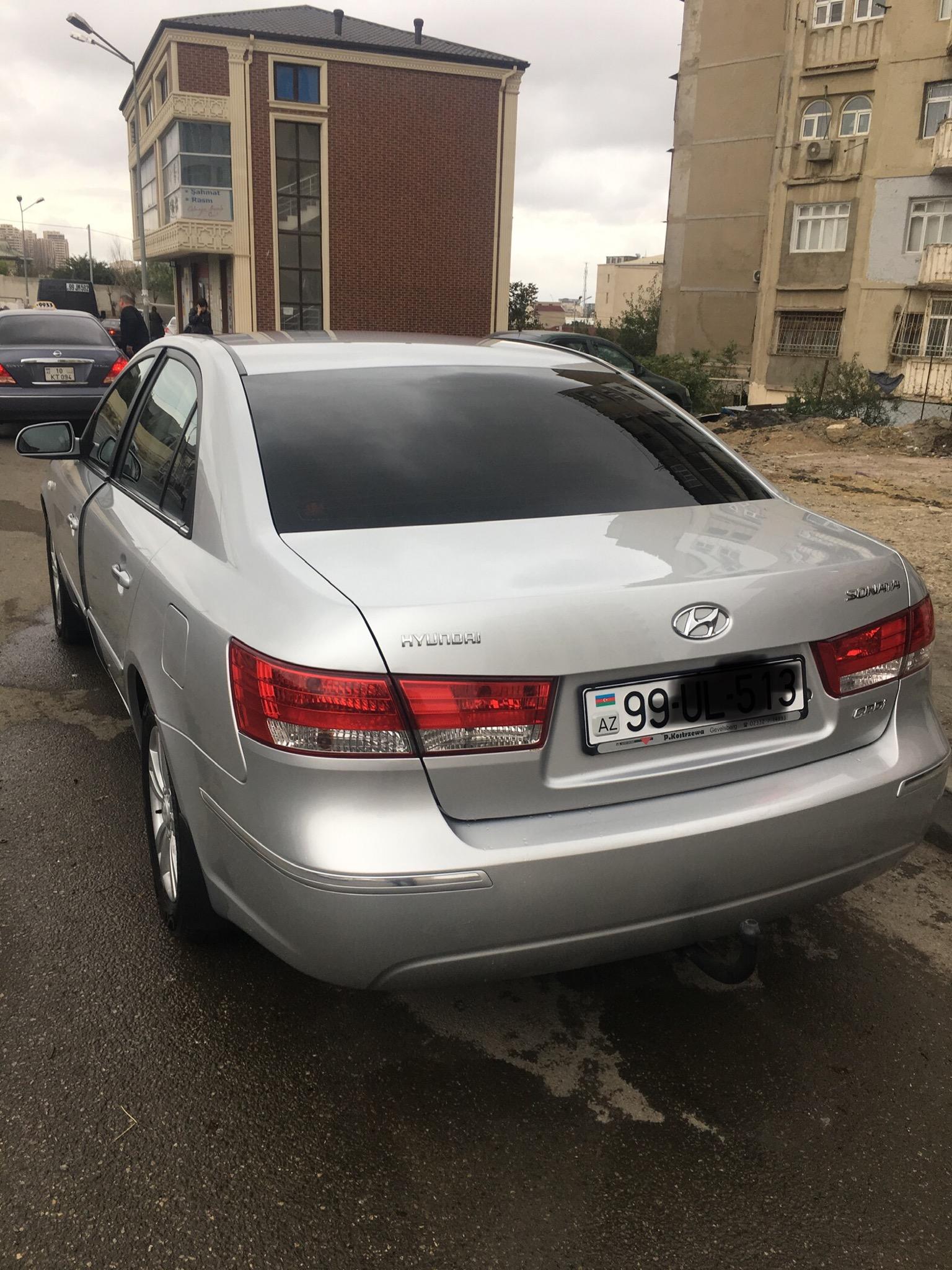 Hyundai Sonata 2.0(lt) 2008 Second hand  $10400