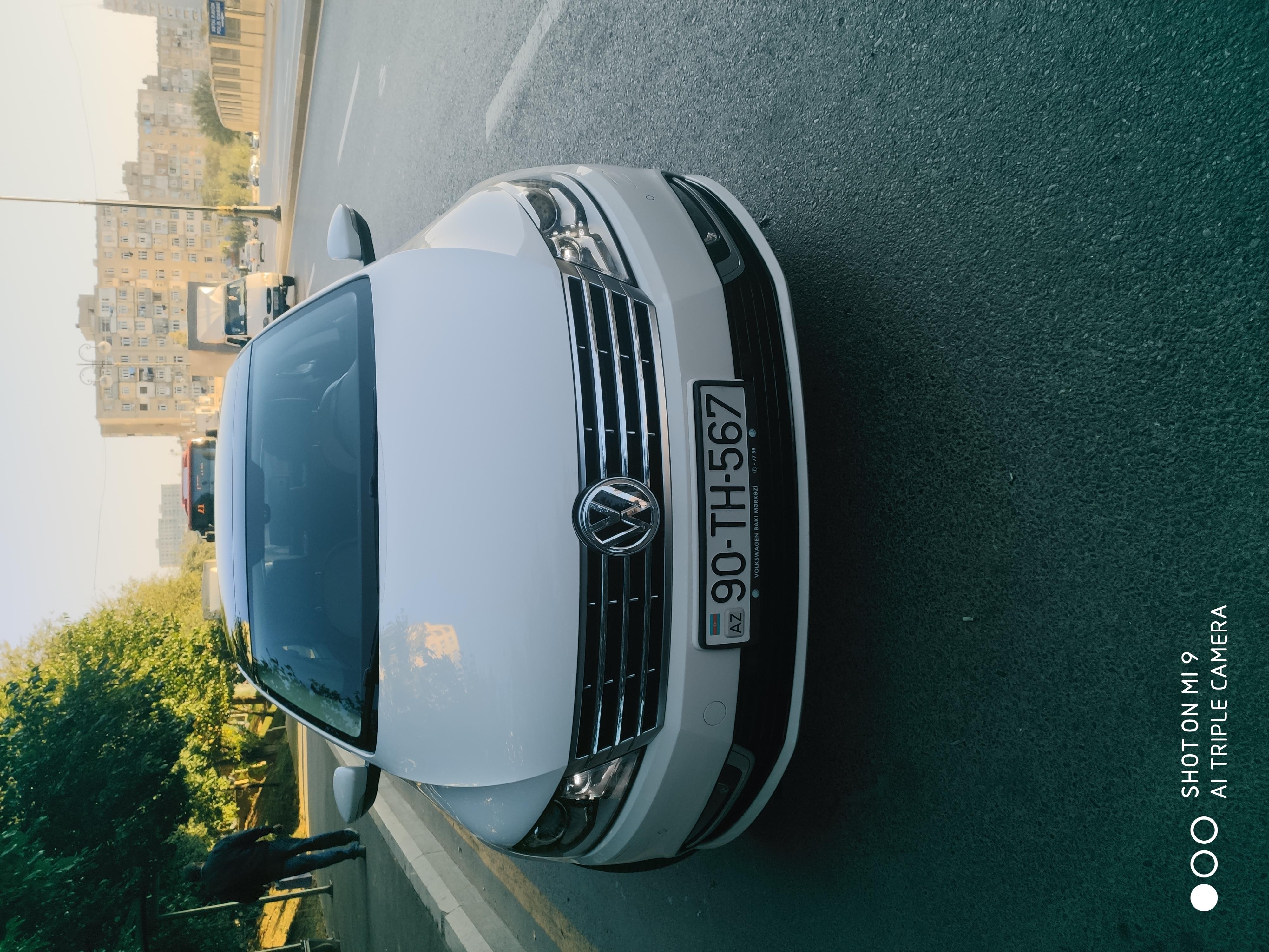 Volkswagen Passat CC 2.0(lt) 2014 İkinci əl  $33000