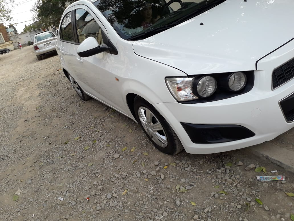 Chevrolet Aveo 1.4(lt) 2012 Second hand  $12400