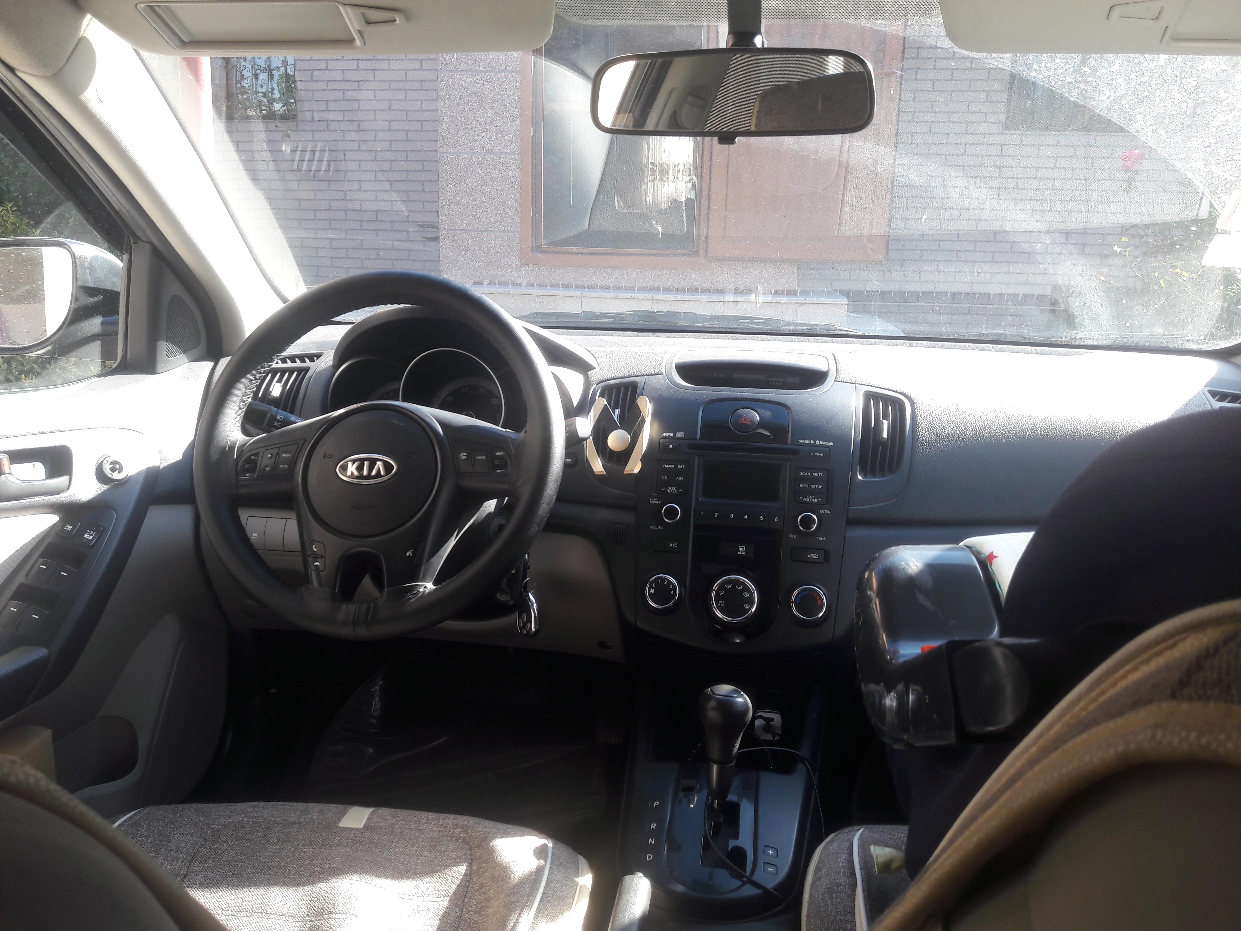 Kia Cerato 2.0(lt) 2009 Подержанный  $15500