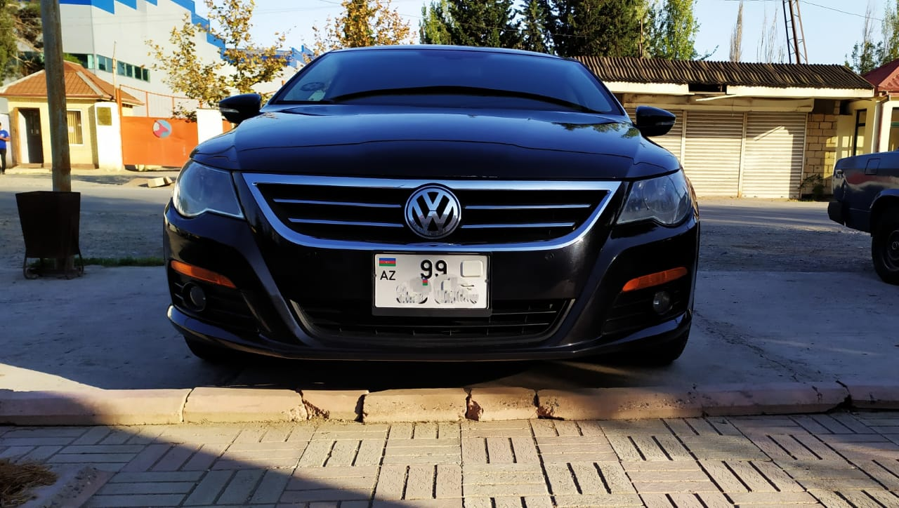 Volkswagen Passat CC 2.0(lt) 2010 Подержанный  $15200