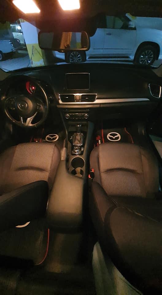 Mazda 3 2.0(lt) 2014 Second hand  $15000