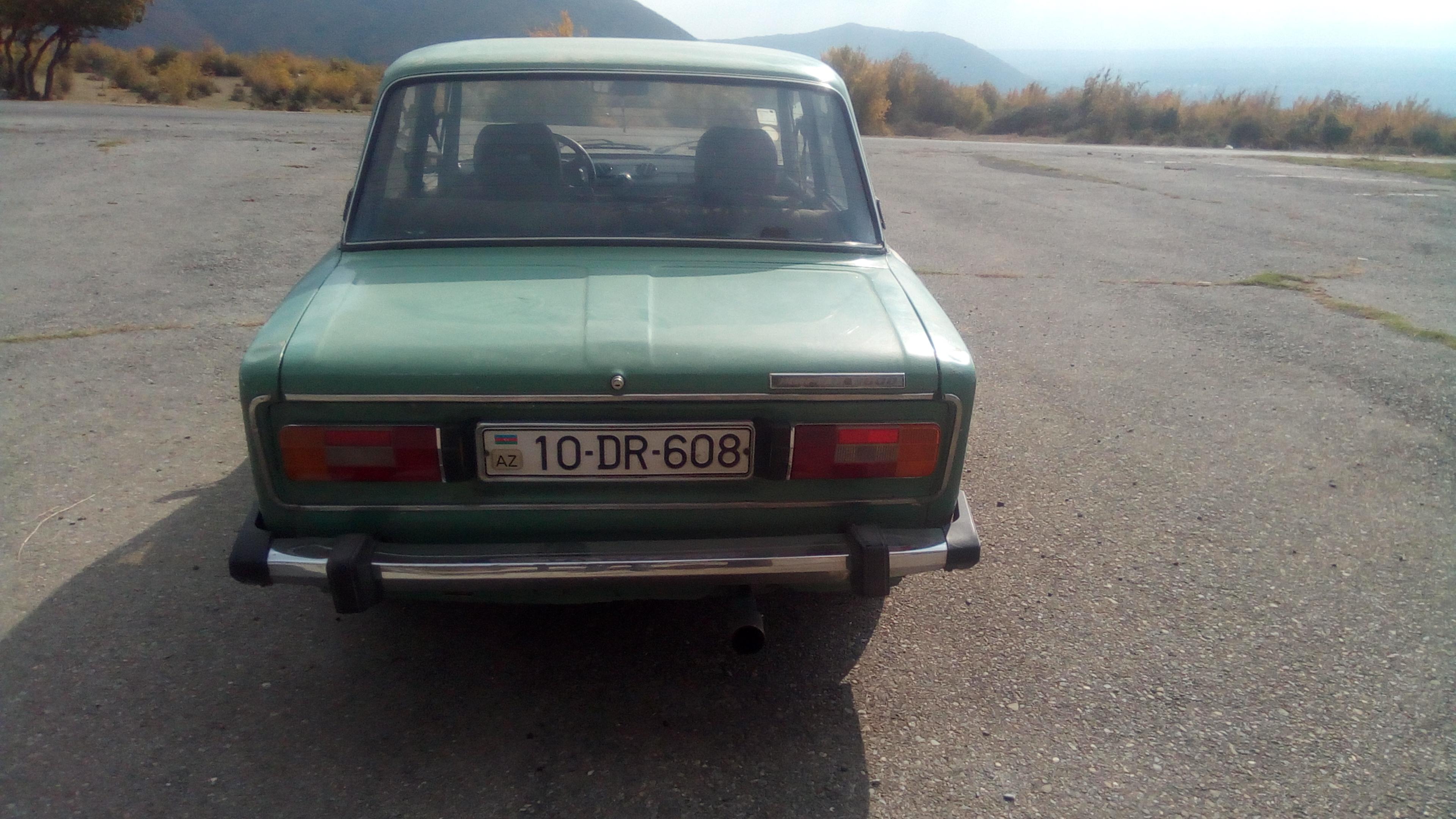 VAZ 2106 1.5(lt) 1990 Подержанный  $3500