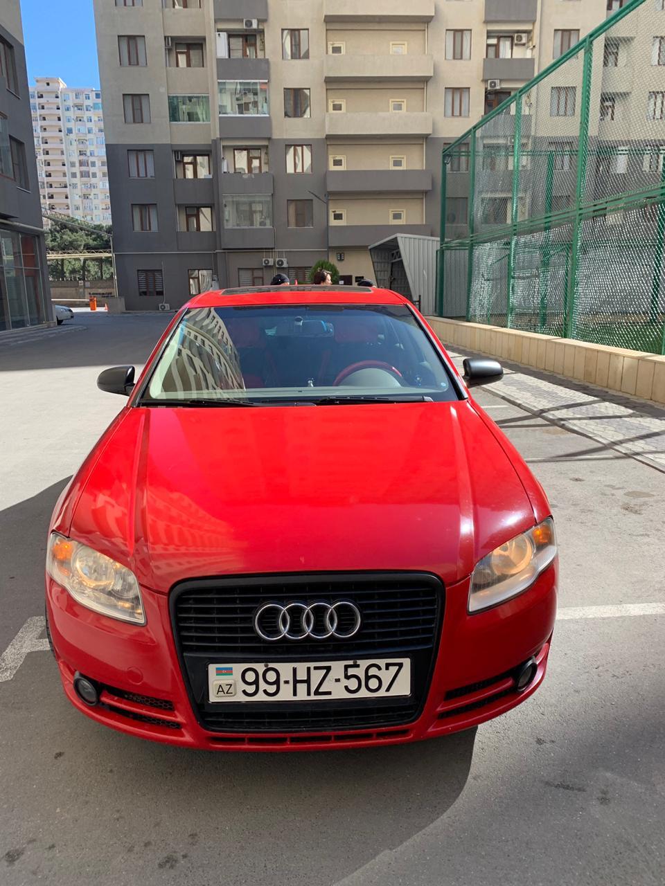 Audi A4 2.0(lt) 2007 Подержанный  $8000