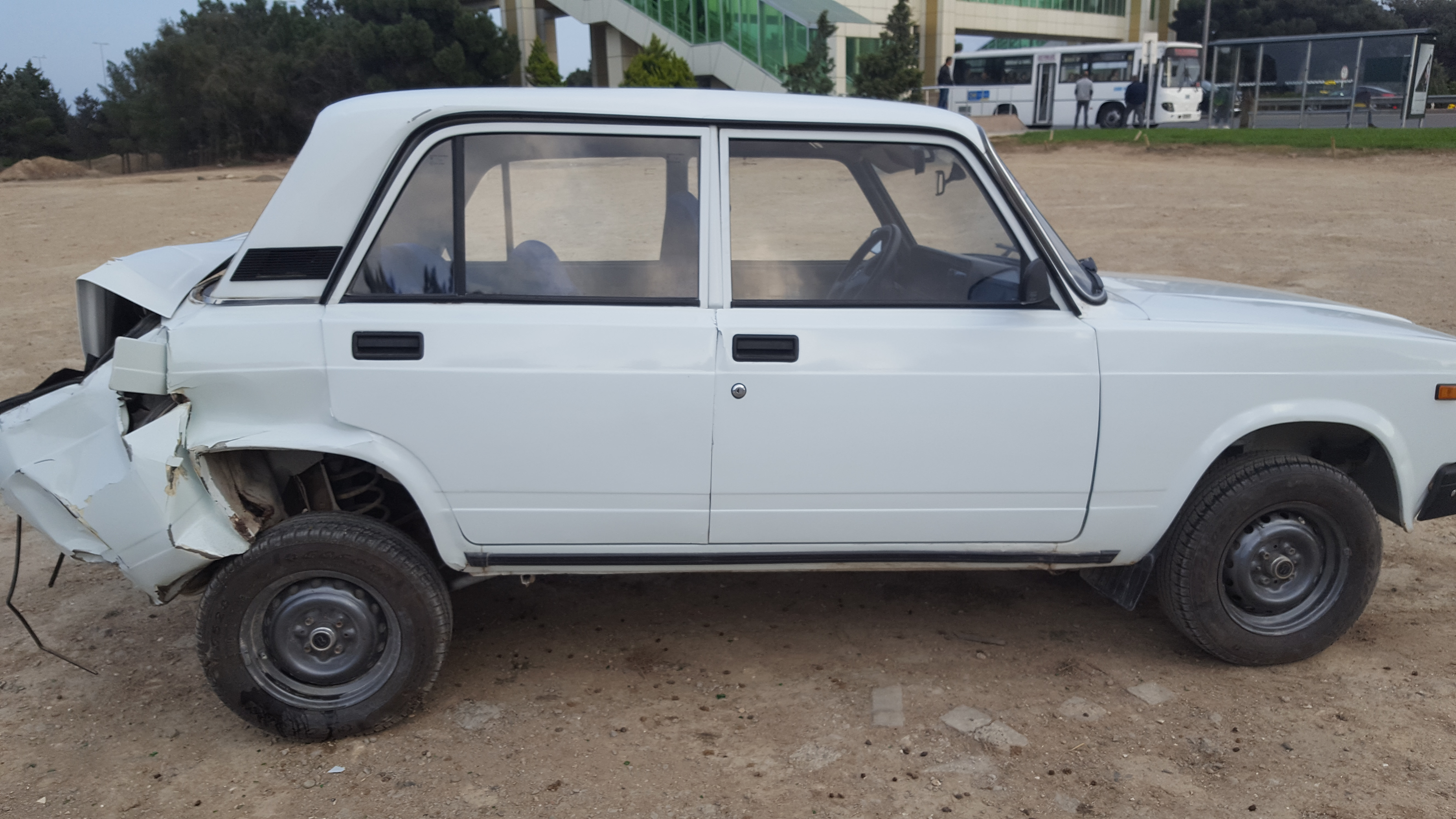 Vaz 2107 Urgent Sale Second Hand 2009 5000 Gasoline Transmission Mechanics 99000 Baku Elshan 0708299151 25 10 2019