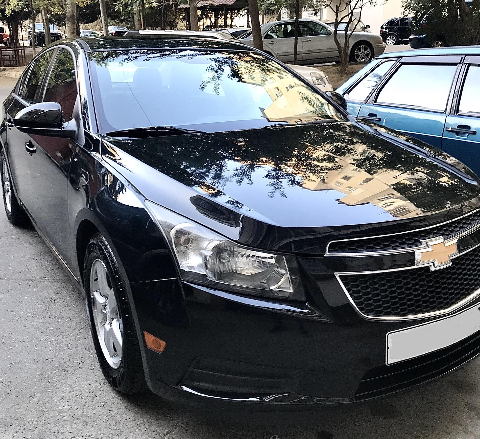 Chevrolet Cruze 1.4(lt) 2012 İkinci əl  $8600