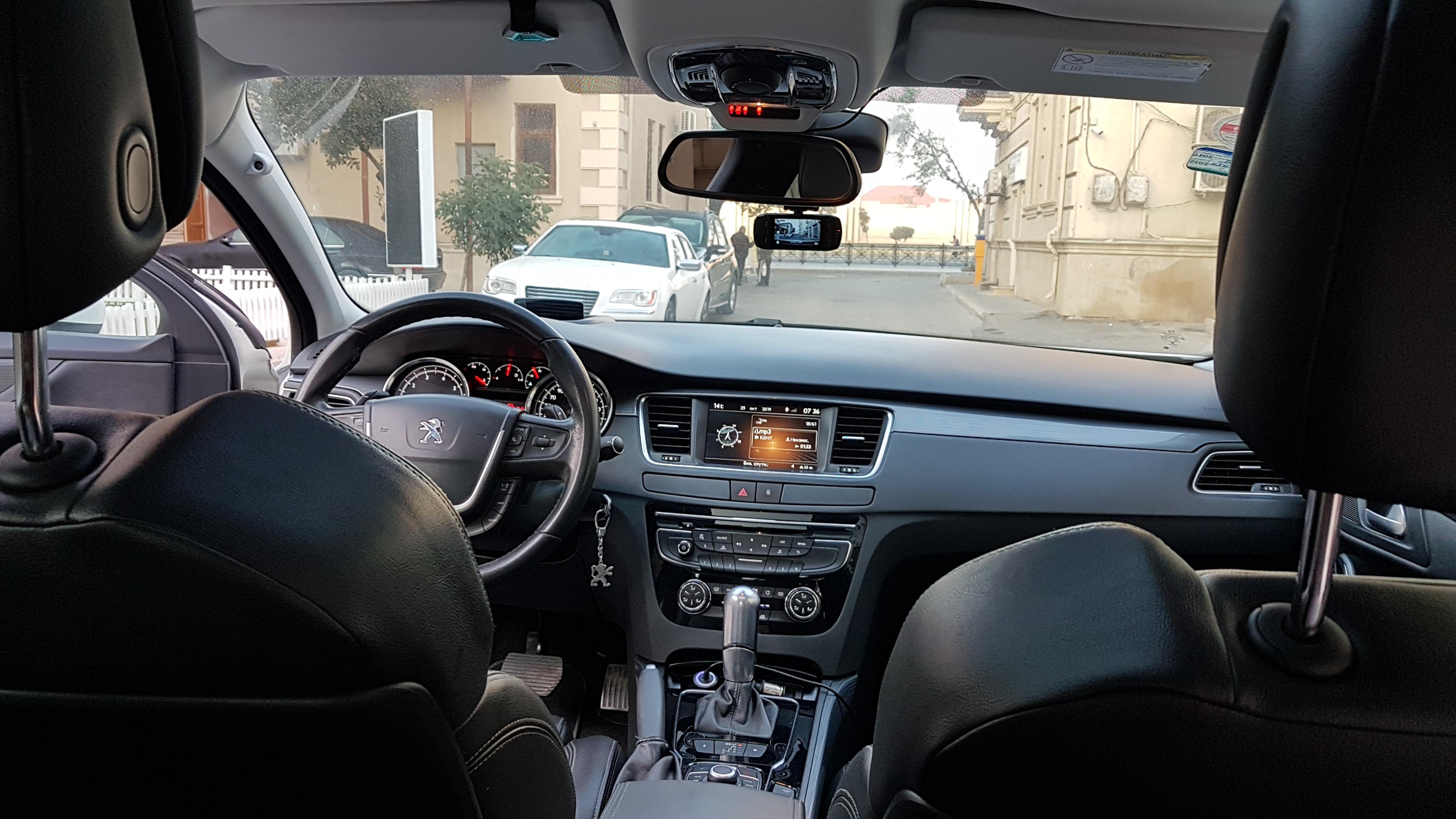 Peugeot 508 1.6(lt) 2014 İkinci əl  $12335
