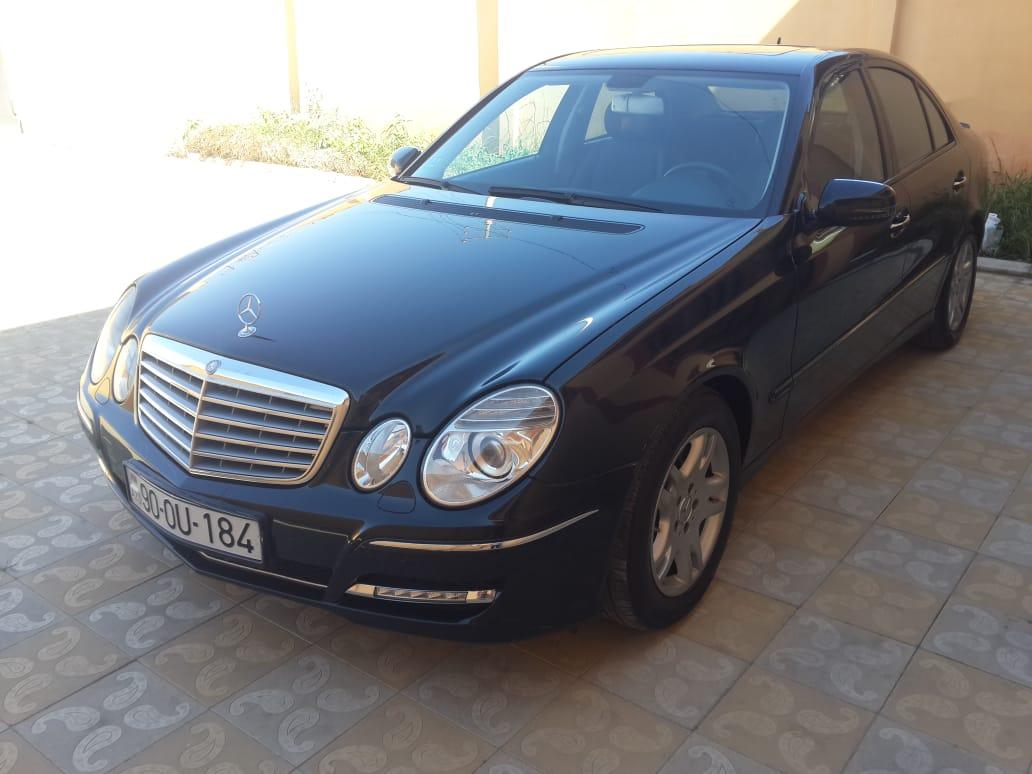 Mercedes-Benz E 200 1.8(lt) 2007 Second hand  $23200
