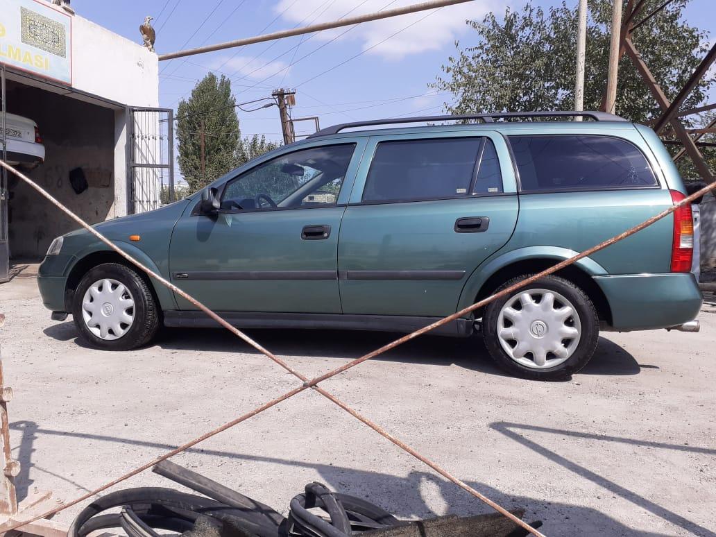 Opel Astra 1.6(lt) 1998 Подержанный  $4400