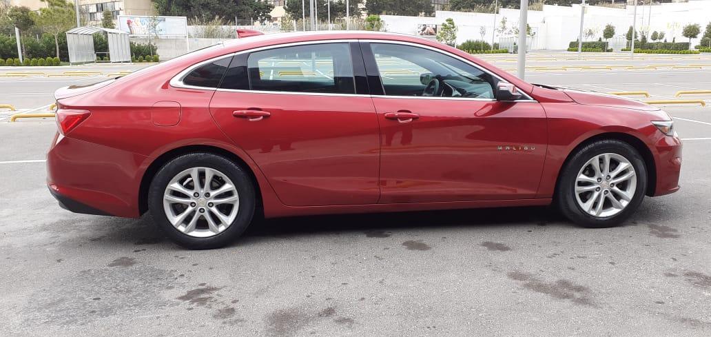 Chevrolet Malibu 1.6(lt) 2017 İkinci əl  $15000