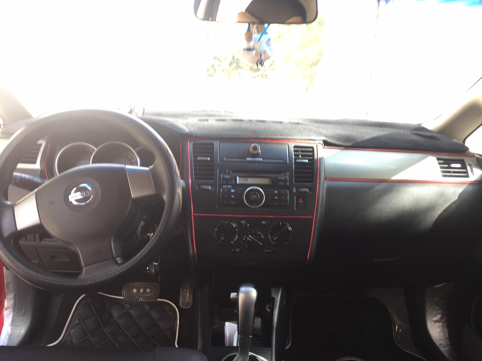 Nissan Tiida 1.6(lt) 2007 Подержанный  $8000
