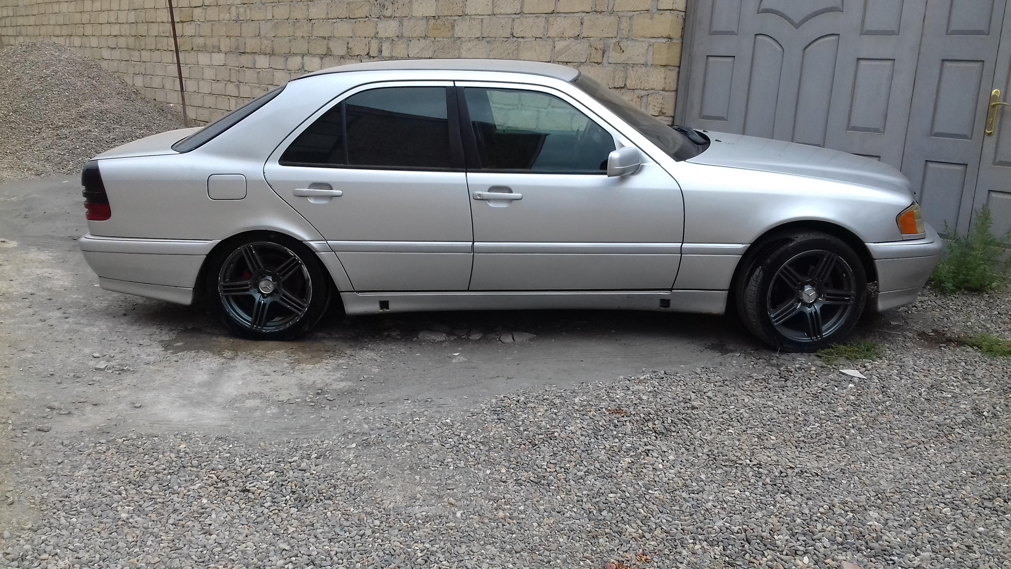 Mercedes-Benz C 180 1.8(lt) 1996 Подержанный  $7200