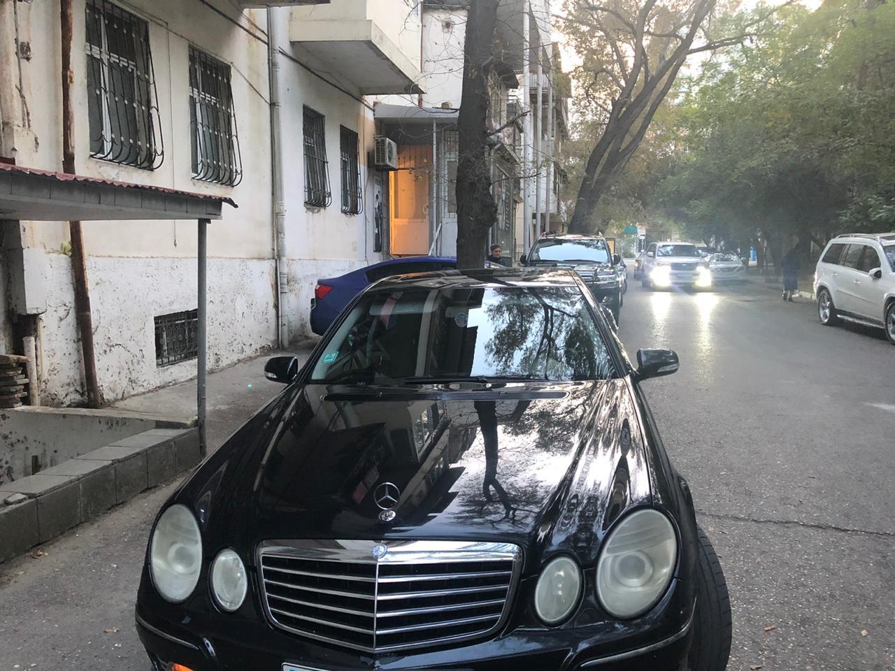 Mercedes-Benz E 280 3.0(lt) 2007 Second hand  $20500