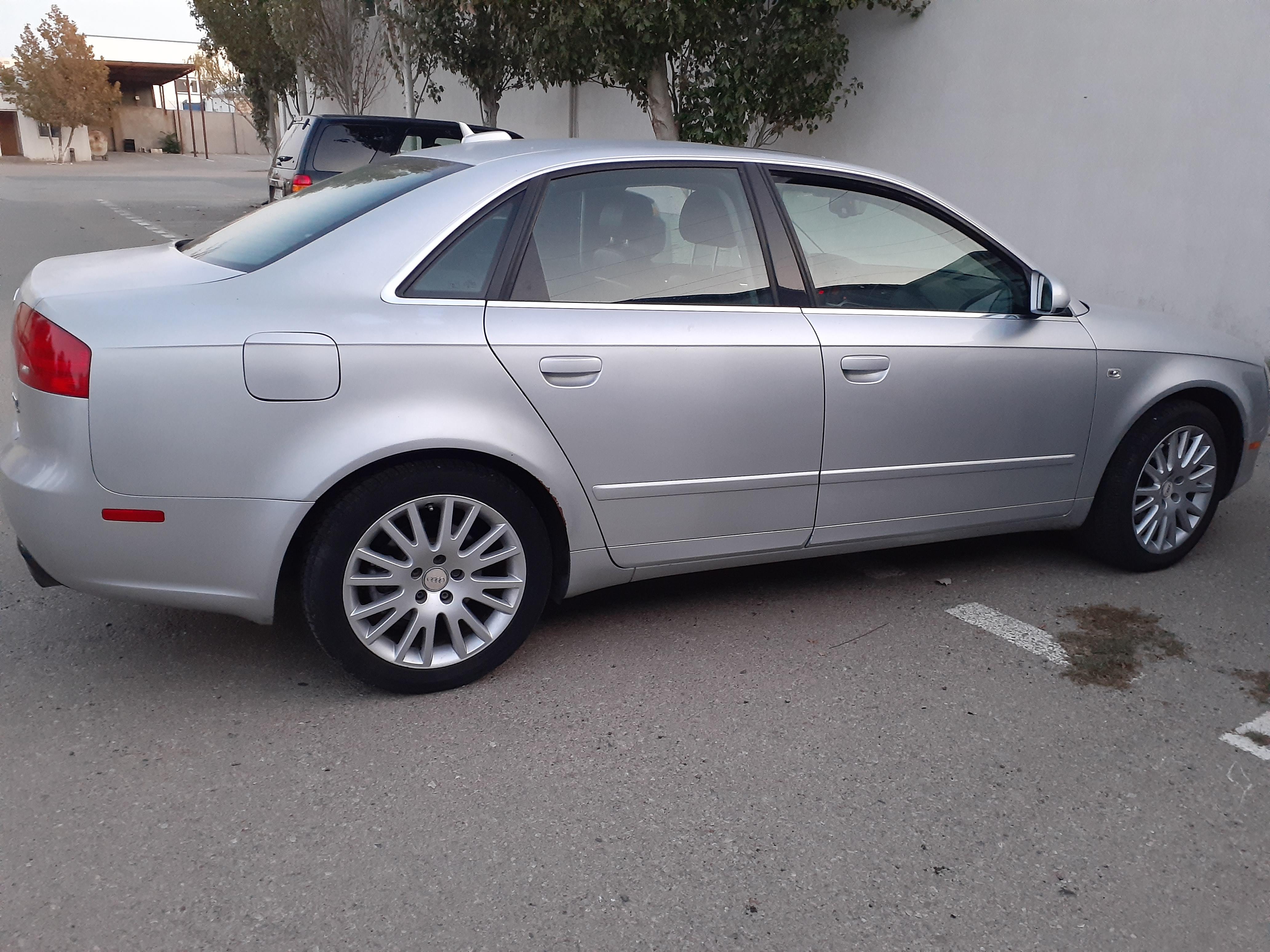 Audi A4 2.0(lt) 2006 Подержанный  $7300