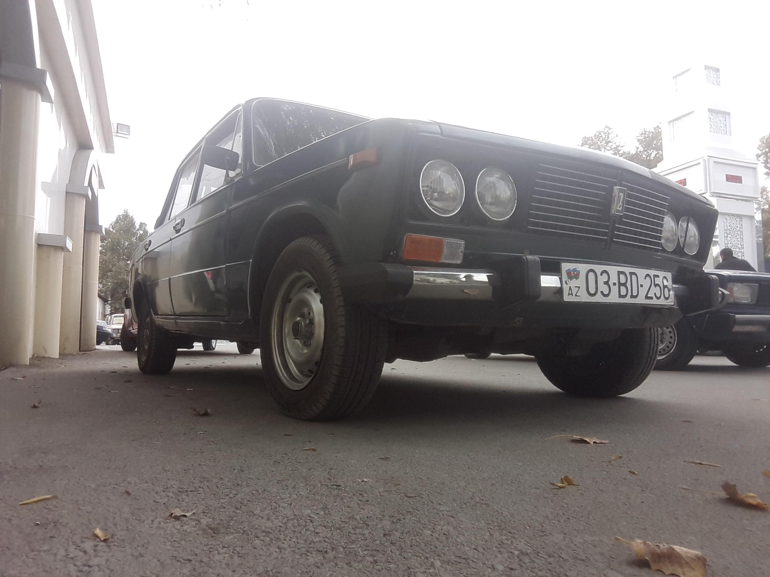 VAZ 2106 1.5(lt) 1987 Подержанный  $3000