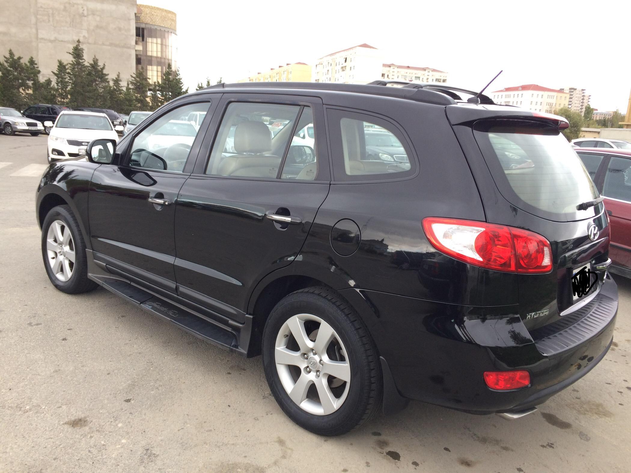 Hyundai Santa FE 2.7(lt) 2009 İkinci əl  $13300