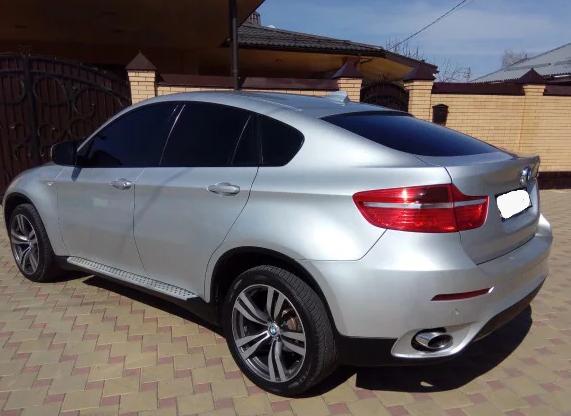 BMW X6 3.0(lt) 2008 İkinci əl  $30000
