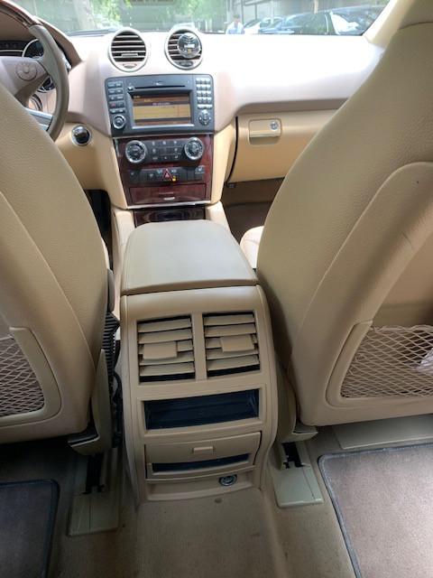 Mercedes-Benz ML 350 3.5(lt) 2009 Second hand  $17500