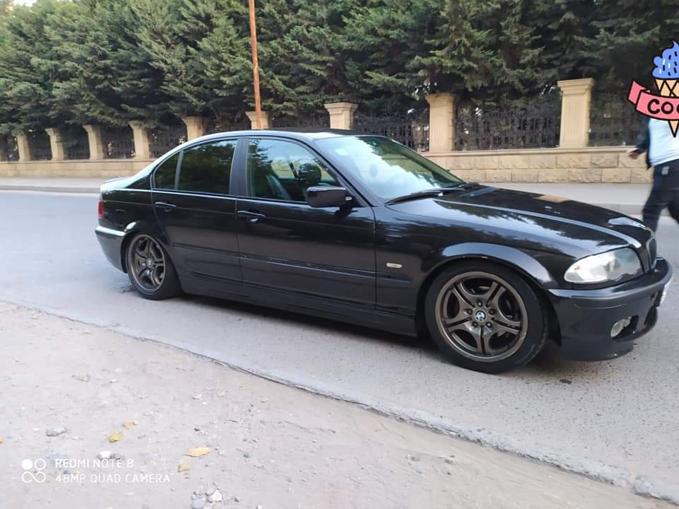 BMW 320 2.2(lt) 2000 Подержанный  $10800