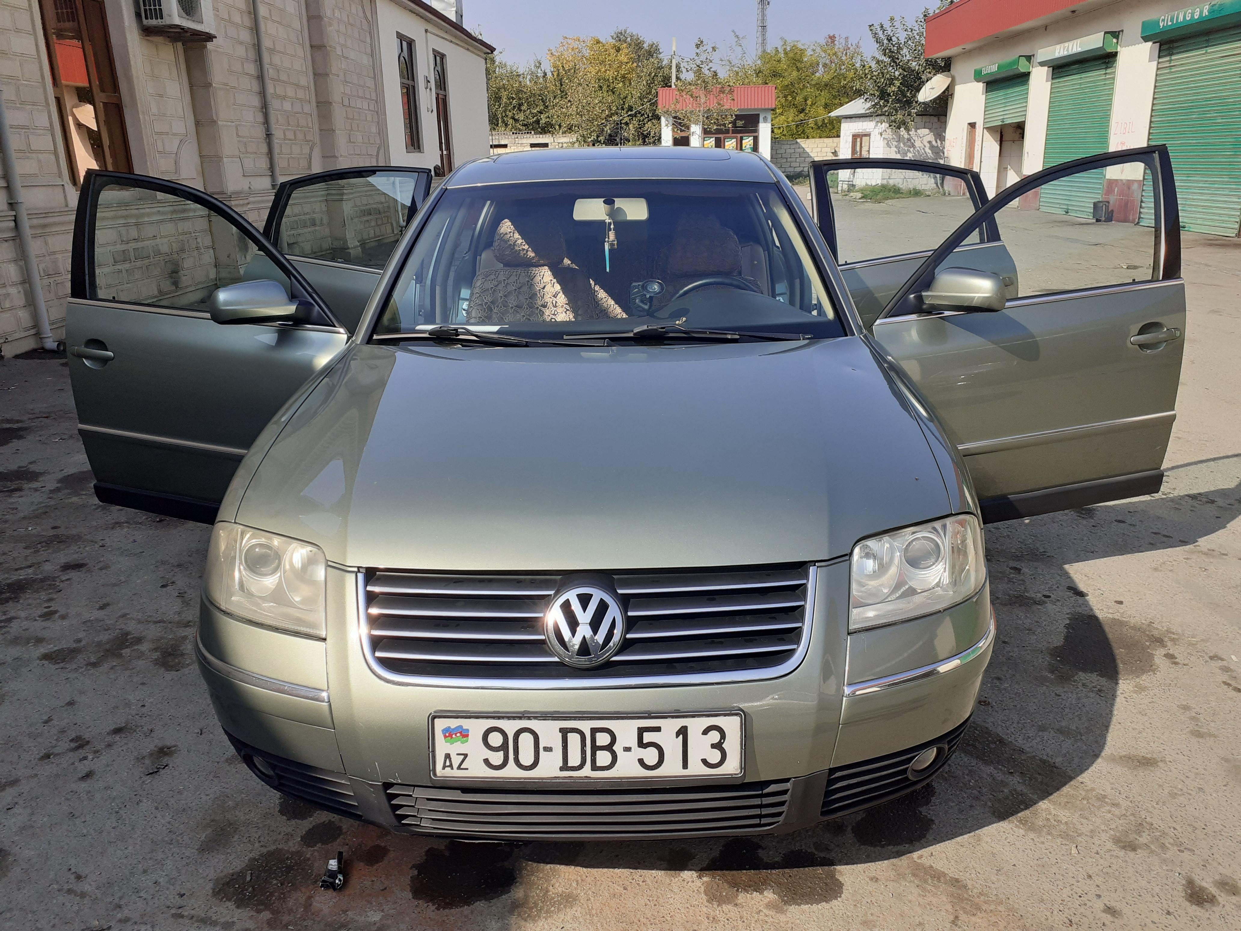Volkswagen Passat 1.8(lt) 2002 İkinci əl  $4500