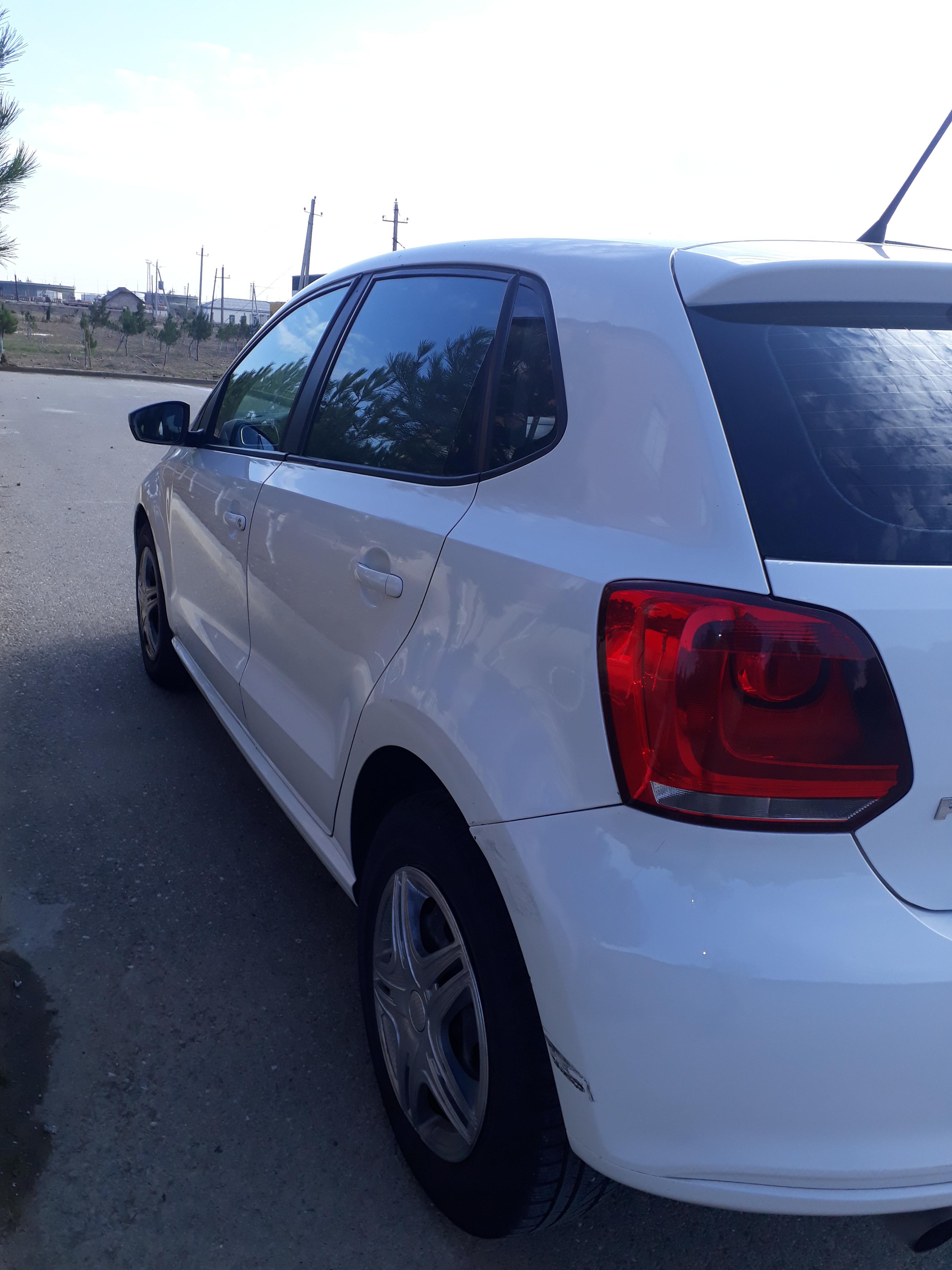 Volkswagen Polo 1.4(lt) 2010 Подержанный  $10700